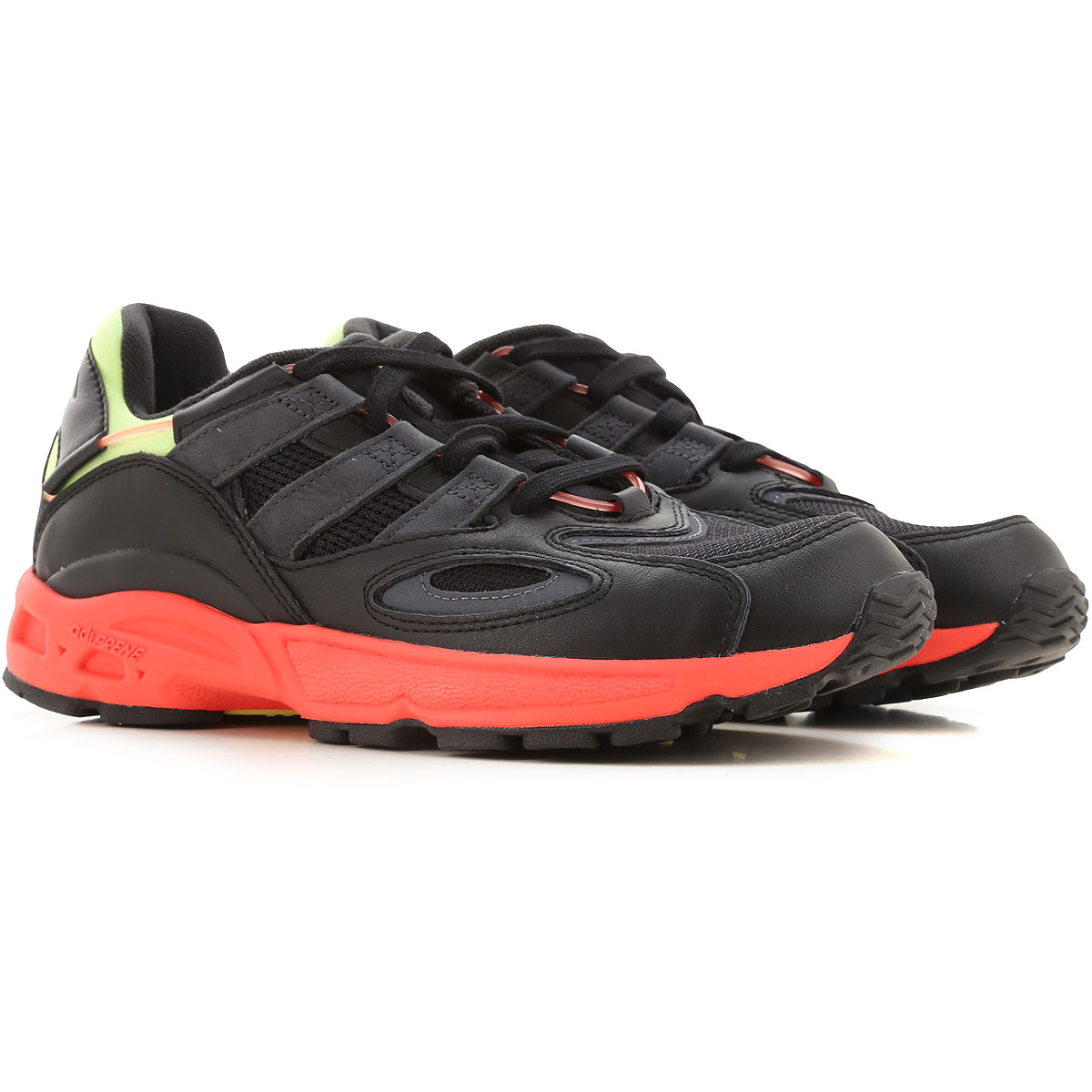 Adidas Sneakers for Men On Sale in Outlet, Black, Leather, 2019, 7