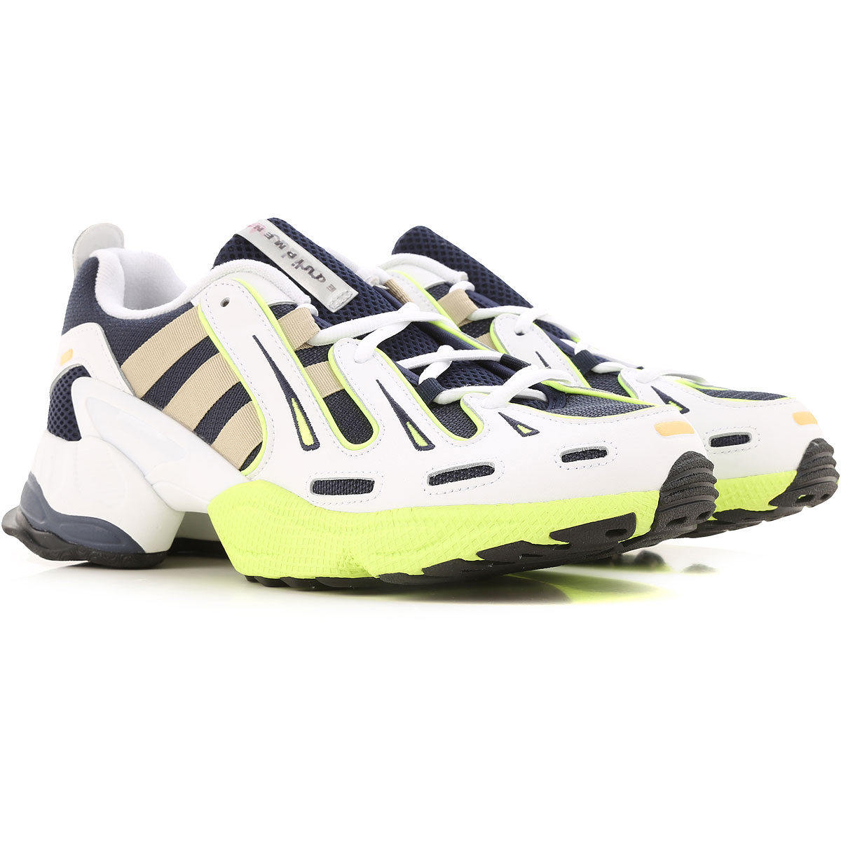 Adidas Sneakers for Men On Sale in Outlet, White, Leather, 2019, 7 7.5
