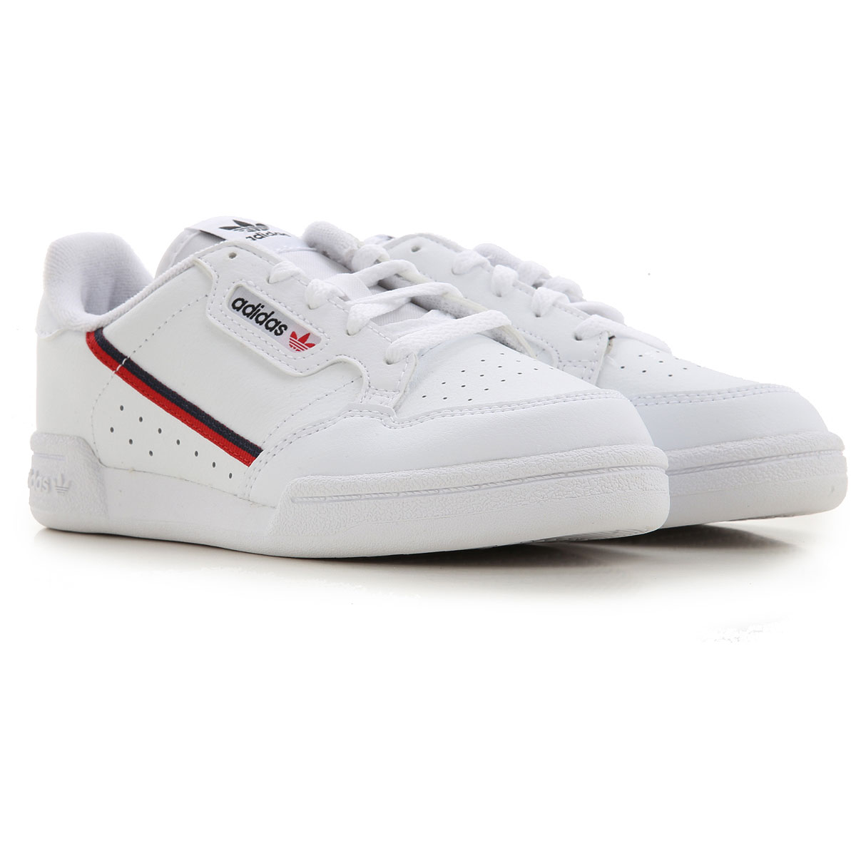 Adidas Kids Shoes for Boys On Sale, White, Leather, 2019, 29