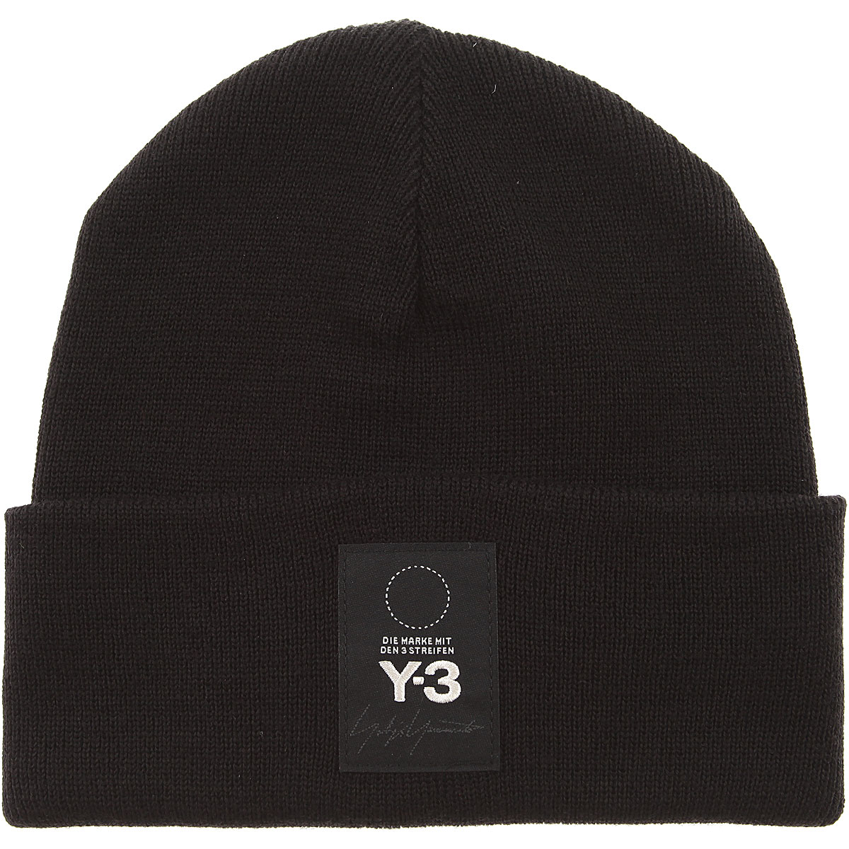 Image of Adidas Hat for Women, Black, Wool, 2017