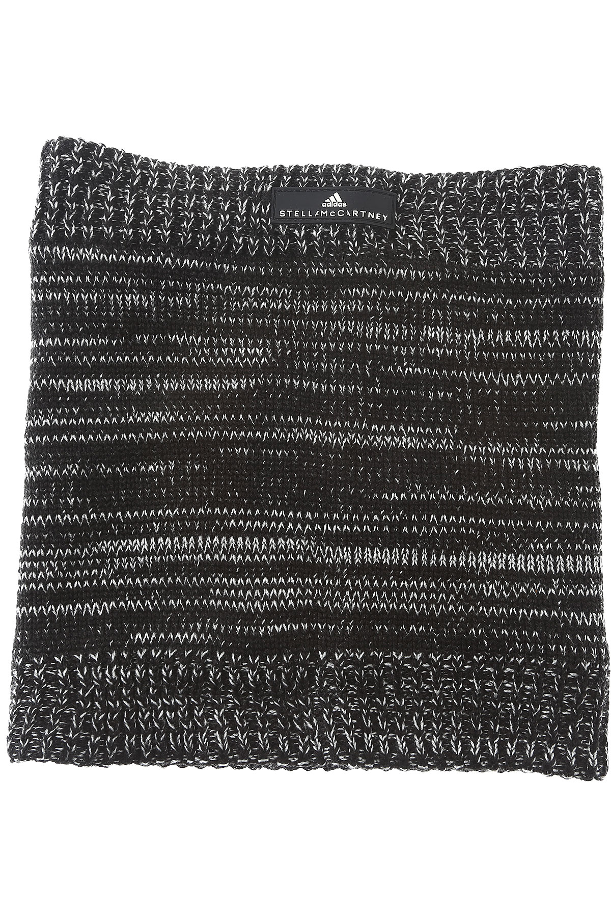 Image of Adidas Scarf for Women On Sale, Black, Acrylic, 2017