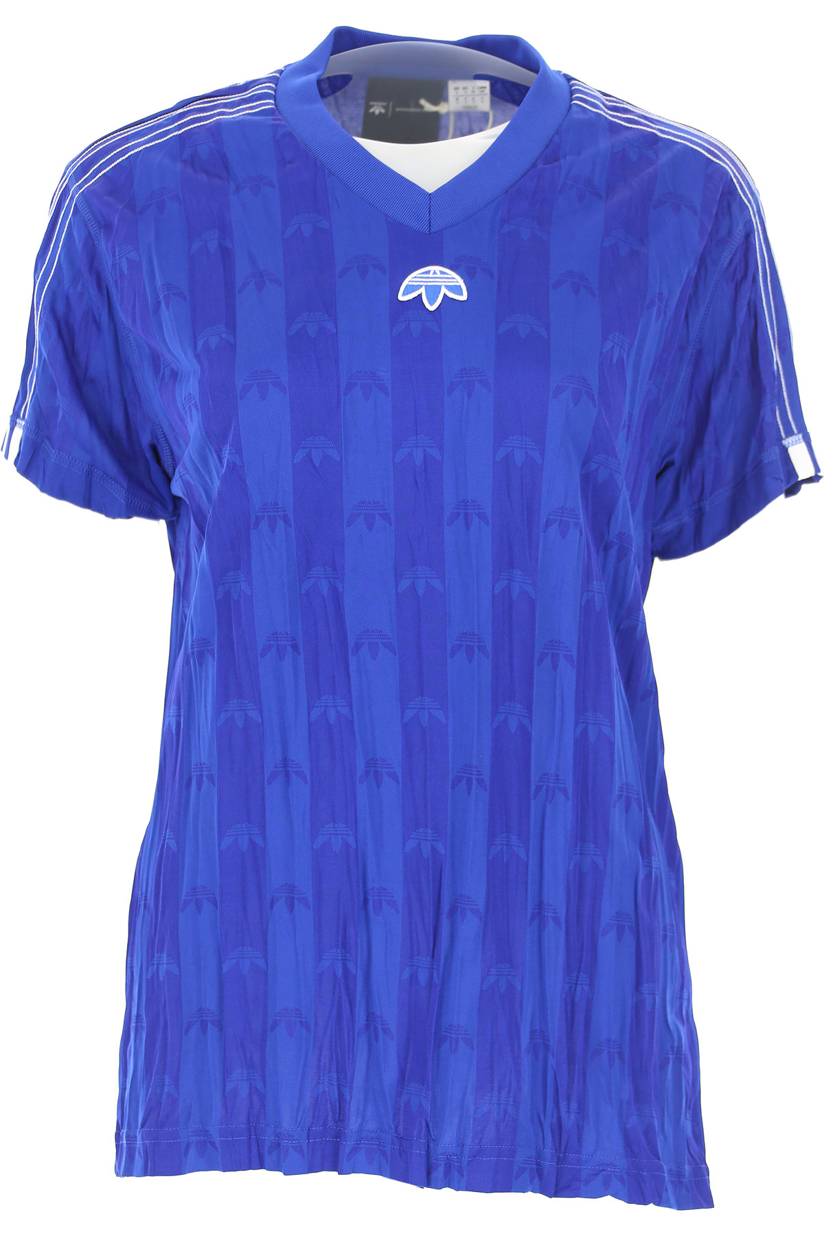 a70623e3323 Adidas T-Shirt for Women On Sale, By Alexander Wang , Blue, polyestere