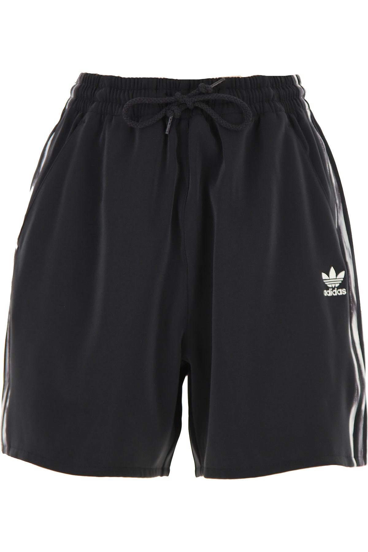 ADIDAS Hosen   Adidas Damenbekleidung, Schwarz, Polyester