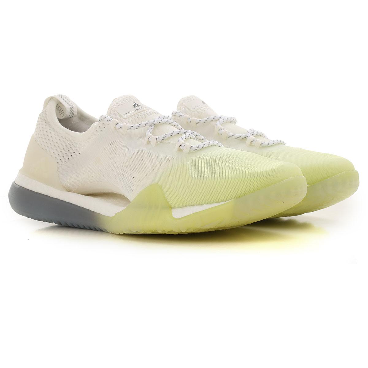 new product 5c428 99720 Adidas Tênis para Mulher Baratos em Promoção Outlet, Stella Mccartney,  Branco, Synthetic Textile