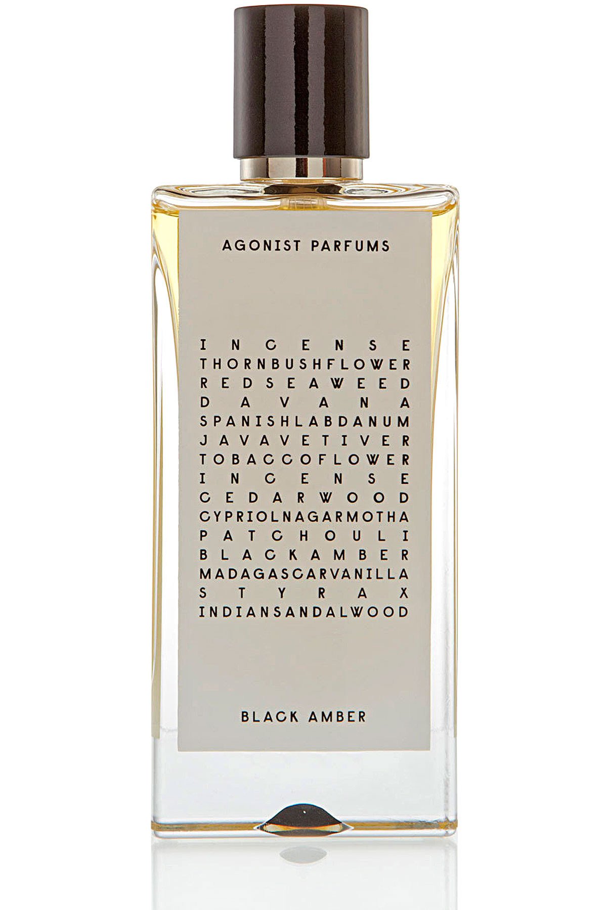 Agonist Fragrances for Men, Black Amber - Eau De Parfum - 50 Ml, 2019, 50 ml