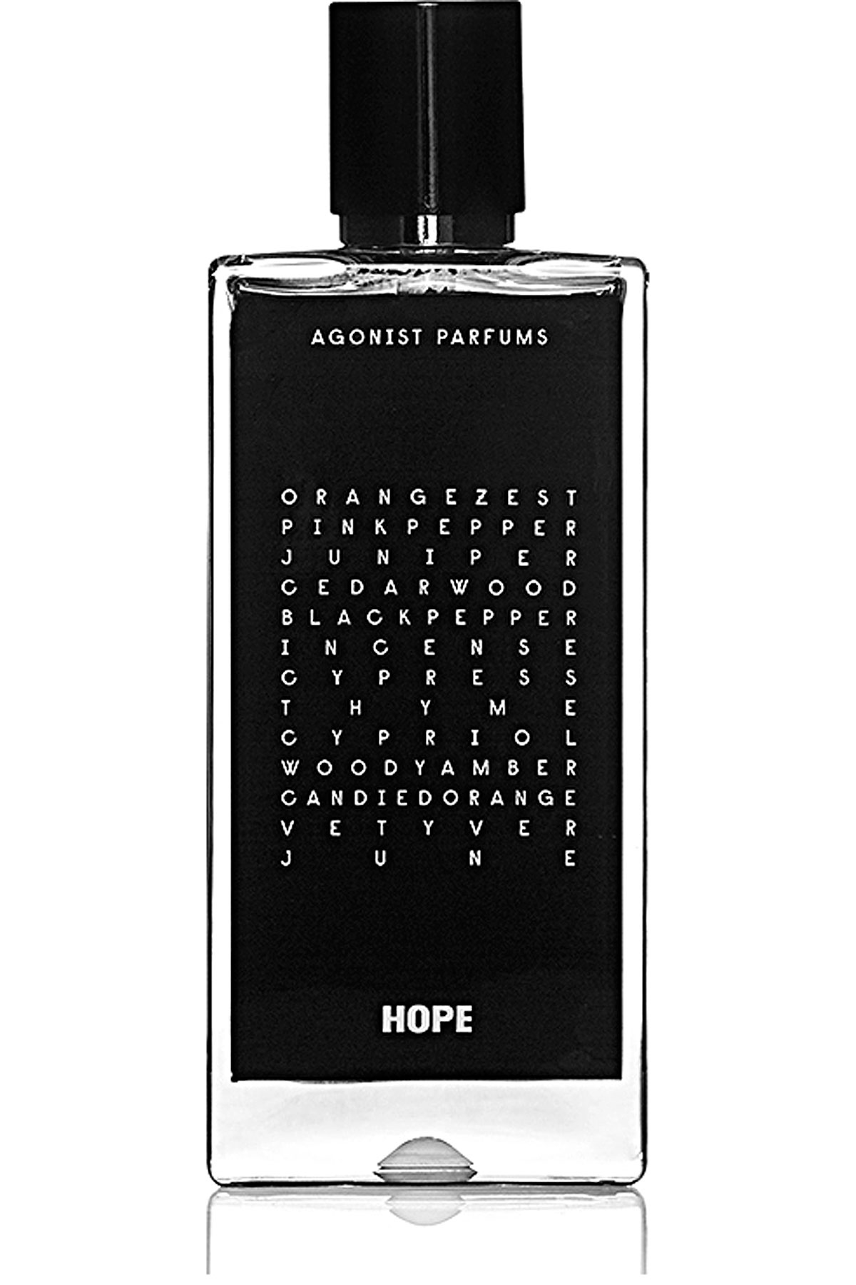 Agonist Fragrances for Men, Hope - Eau De Parfum - 50 Ml, 2019, 50 ml