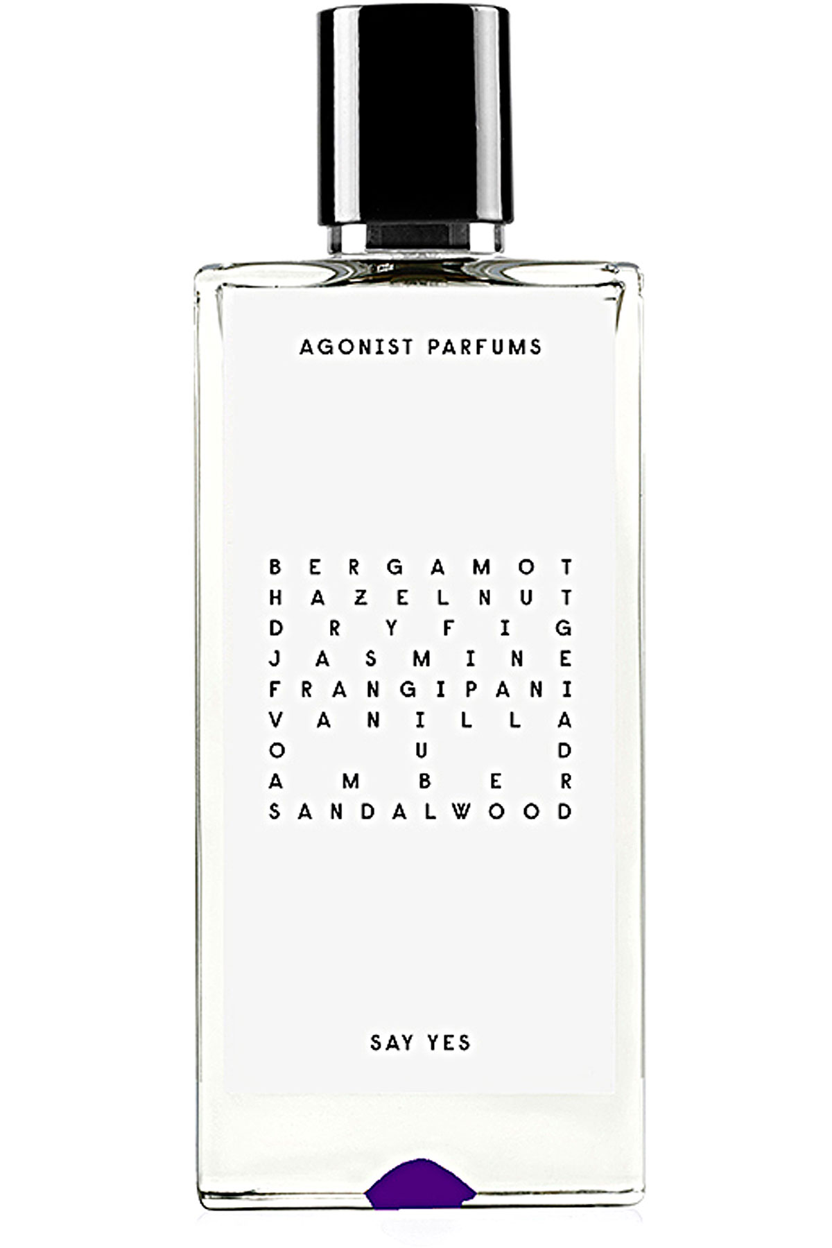 Agonist Fragrances for Men, Say Yes Eau De Parfum 50 Ml, 2019, 50 ml