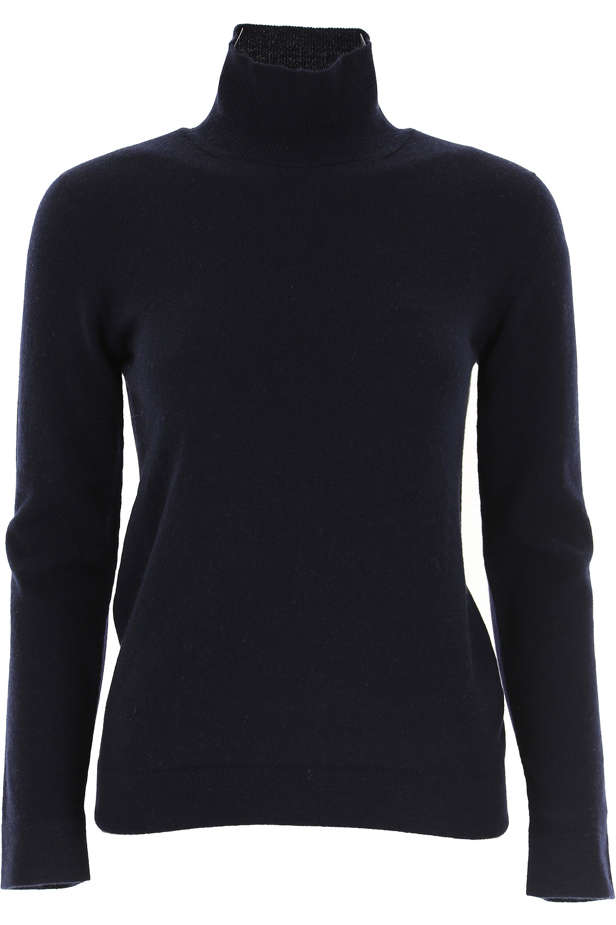 Agnona Sweater for Women Jumper On Sale, Ink Blue, Cashmere, 2019, 6 8