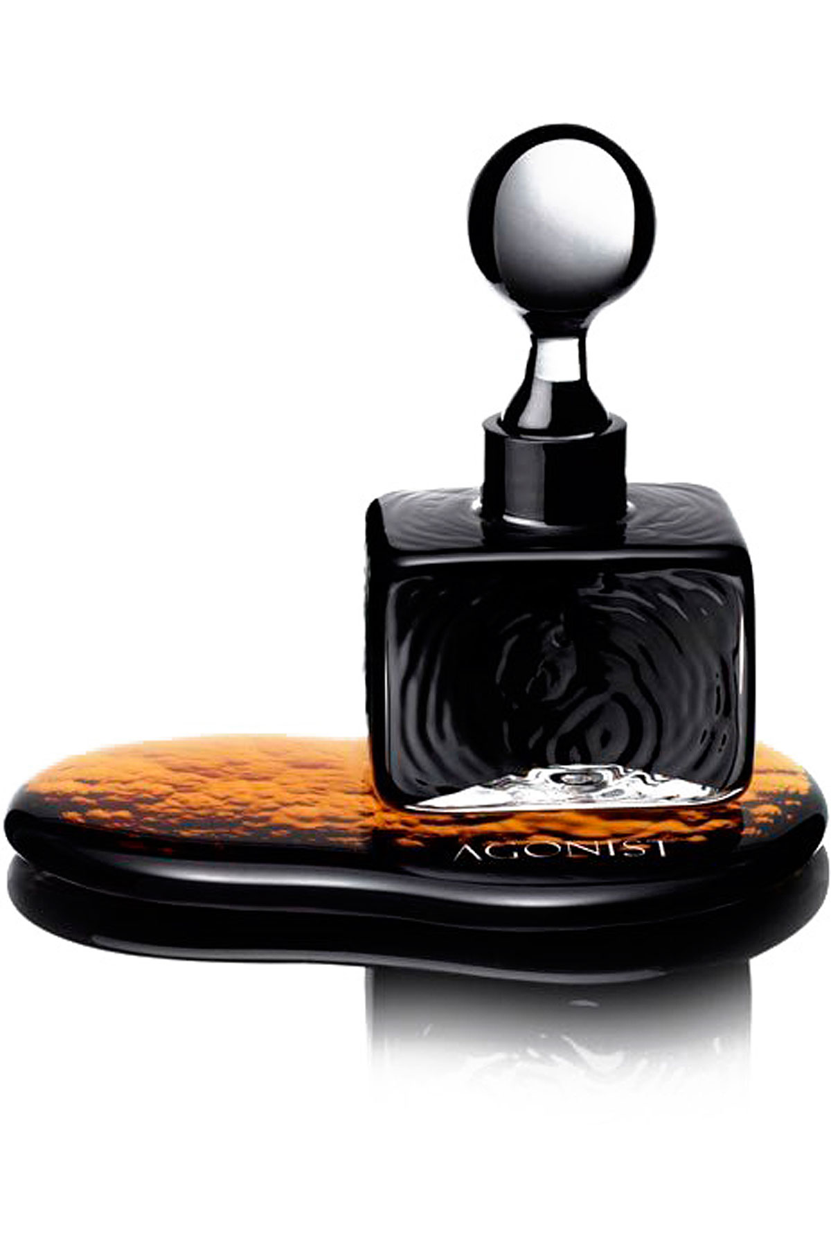 Agonist Fragrances for Women, Black Amber Sculpture - Eau De Parfum - 50 Ml, 2019, 50 ml