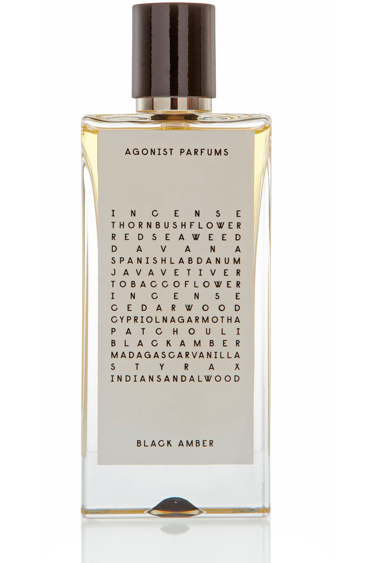 Agonist Fragrances for Women, Black Amber - Eau De Parfum - 50 Ml, 2019, 50 ml