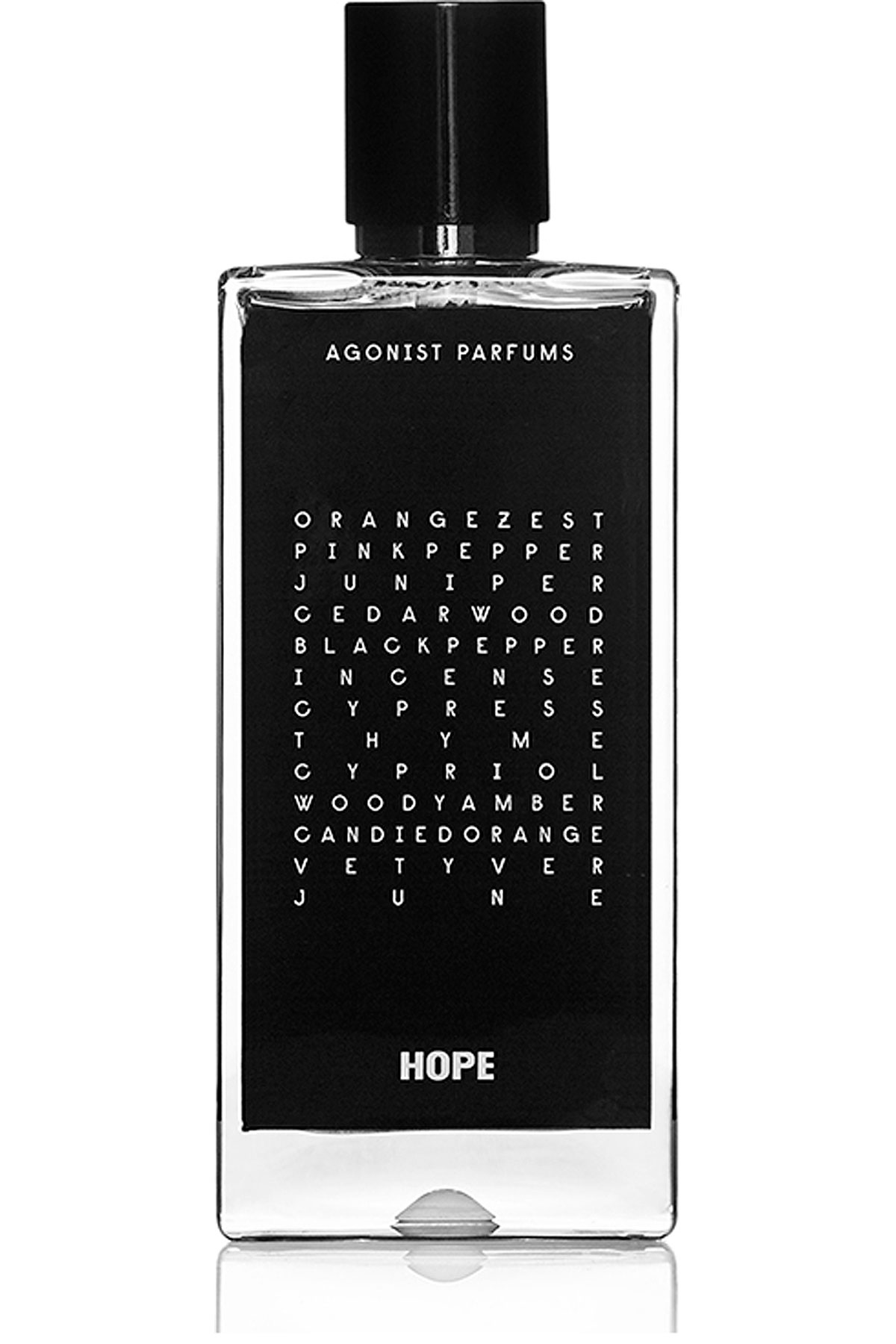 Agonist Fragrances for Women, Hope - Eau De Parfum - 50 Ml, 2019, 50 ml