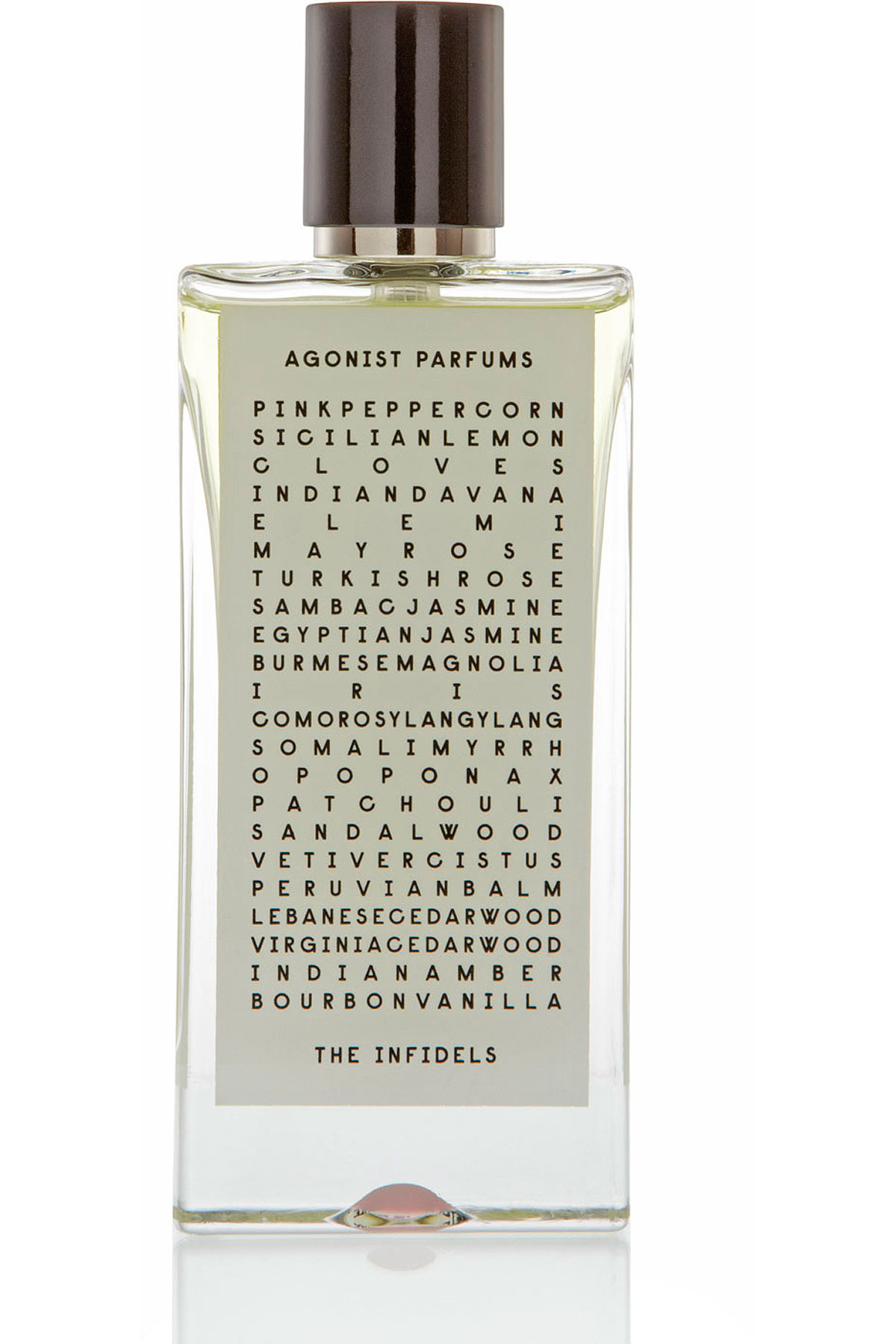 Agonist Fragrances for Women, The Infidels - Eau De Parfum - 50 Ml, 2019, 50 ml