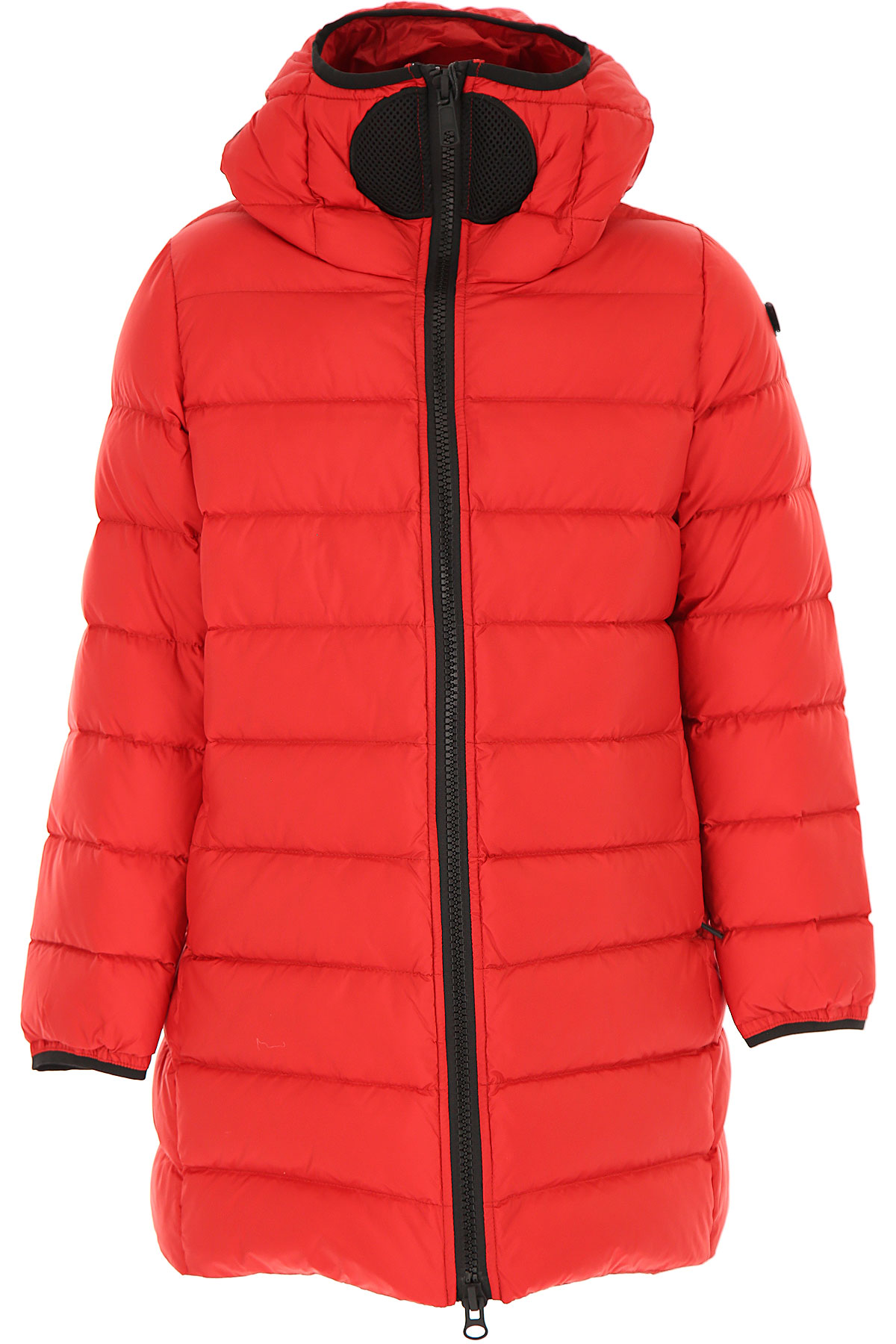 Ai Riders On The Storm Boys Down Jacket for Kids, Puffer Ski Jacket On Sale, Flame Red, Nylon, 2019, 10Y 12Y 14Y 4Y 6Y 8Y