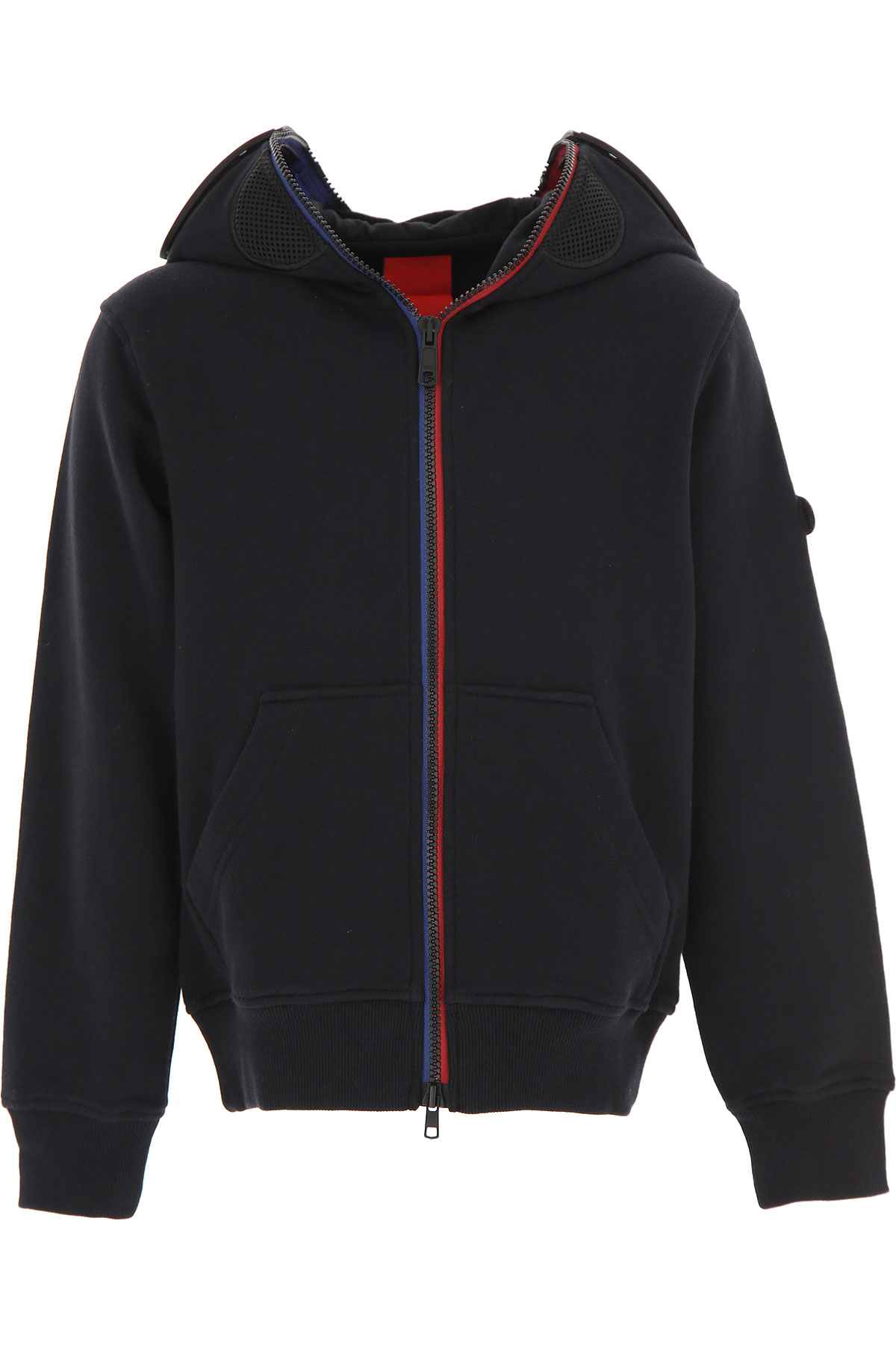 Image of Ai Riders On The Storm Kids Sweatshirts & Hoodies for Boys, Black, Cotton, 2017, 10Y 8Y