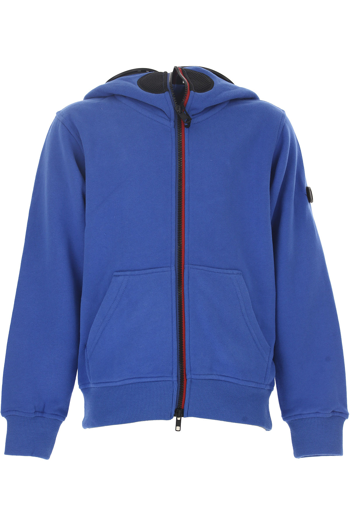 Image of Ai Riders On The Storm Kids Sweatshirts & Hoodies for Boys On Sale in Outlet, Royal Blue, Cotton, 2017, 4Y 8Y