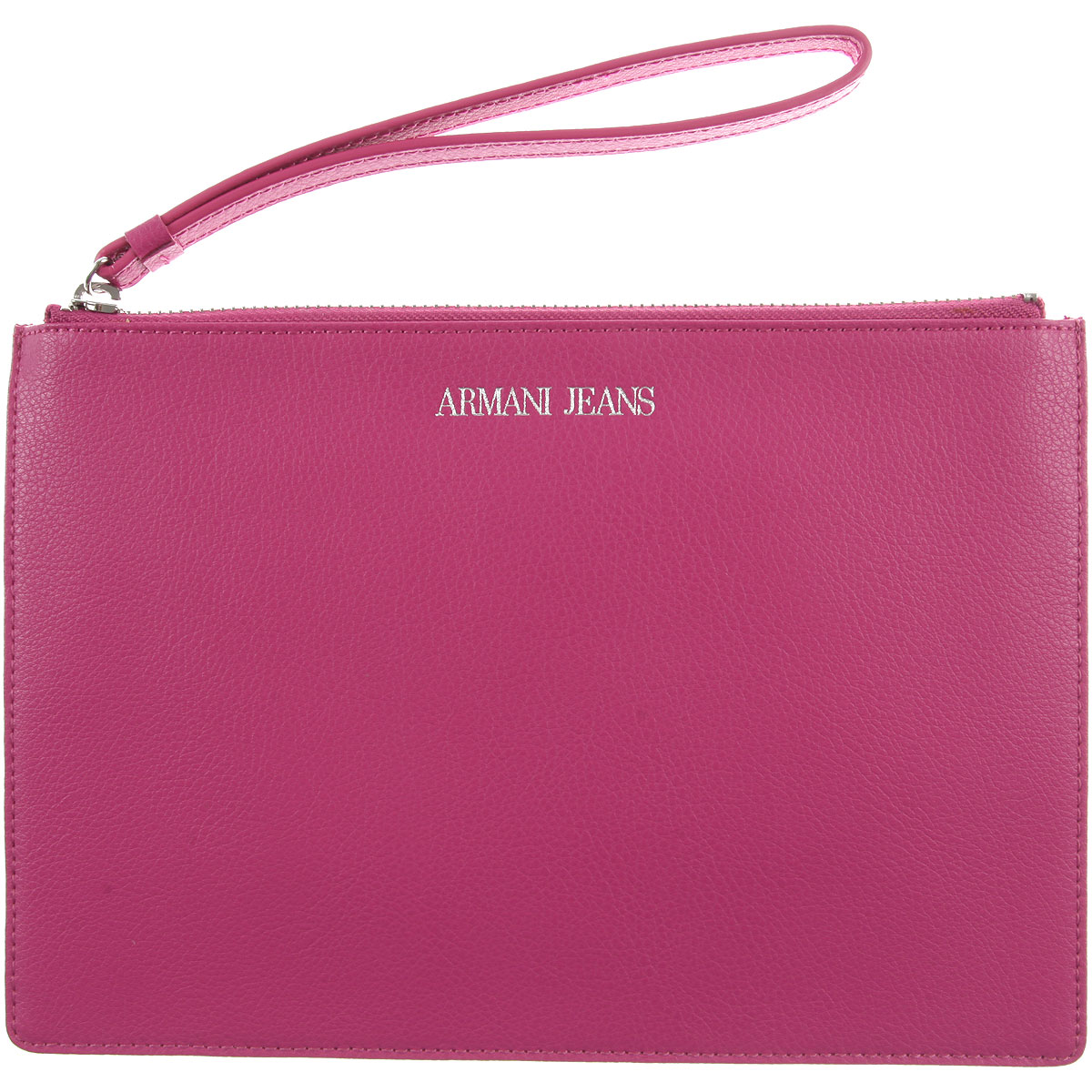 Image of Armani Jeans Clutch Bag On Sale in Outlet, Fuchsia, Eco Leather, 2017