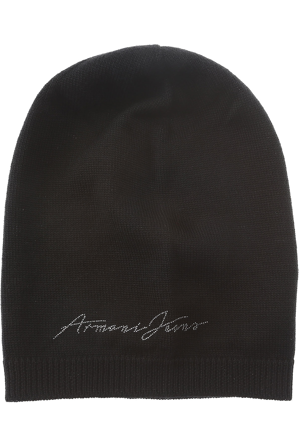 Image of Armani Jeans Hat for Women On Sale in Outlet, Wool, 2017, III II I