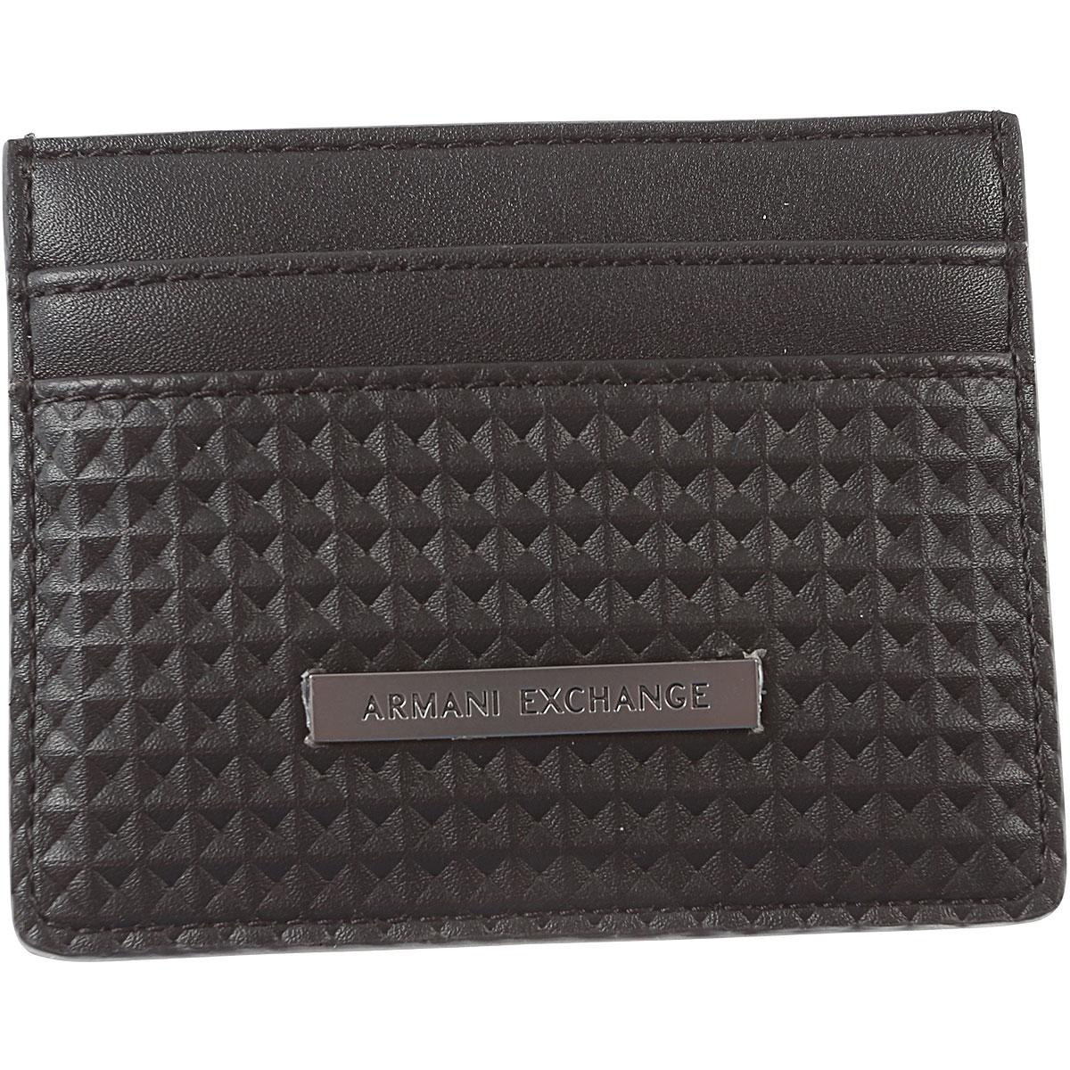Image of Armani Jeans Wallet for Men On Sale, Black, polyester, 2017