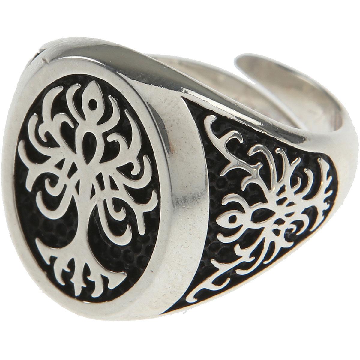 Albero della Vita Ring for Women On Sale, Silver, Silver 925, 2019