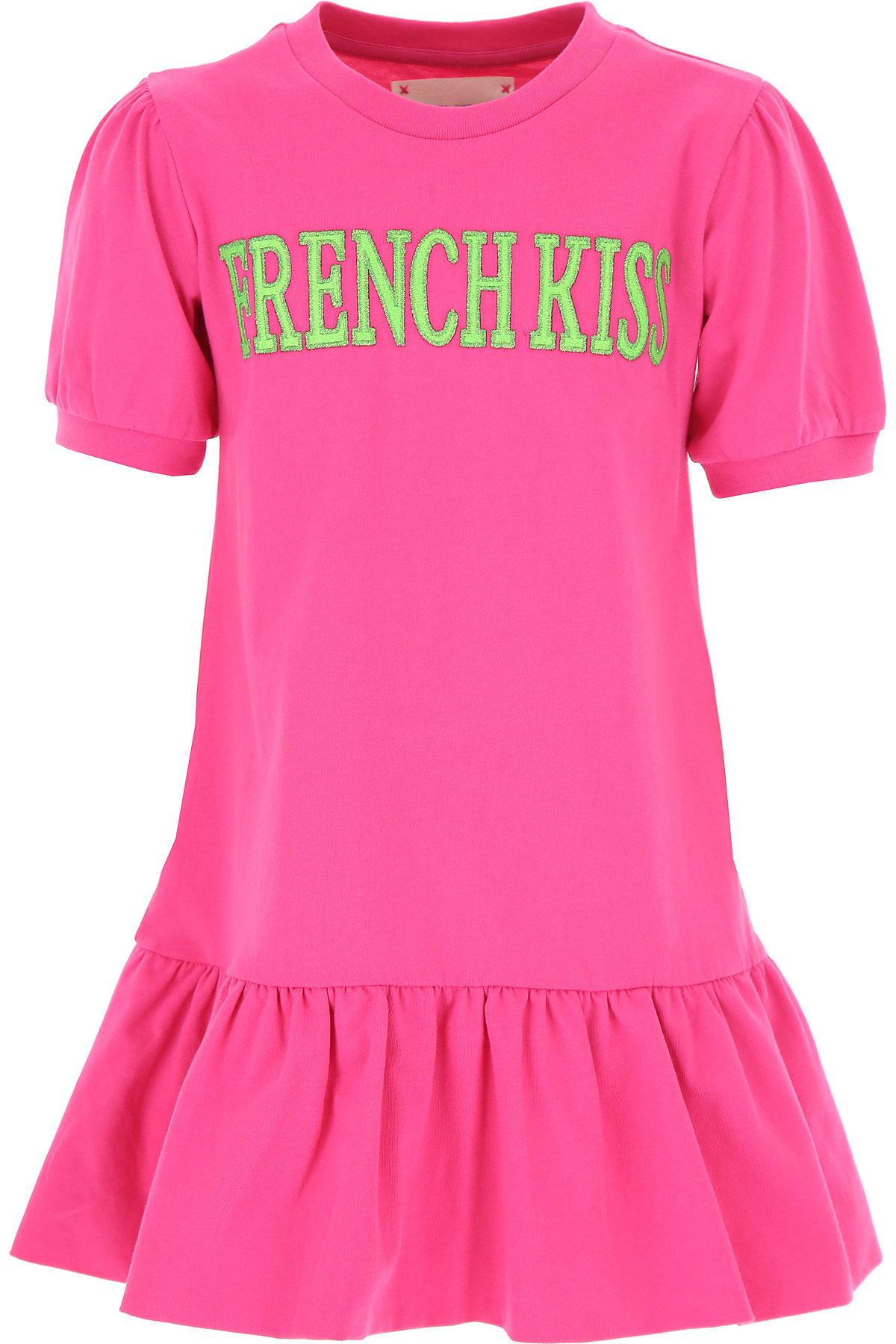 Alberta Ferretti Girls Dress On Sale, Fuchsia, Cotton, 2019, 10Y 4Y 6Y 8Y