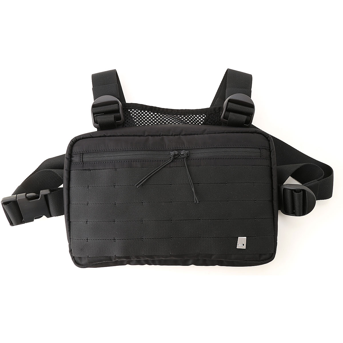 ALYX Briefcases, Black, Nylon, 2017