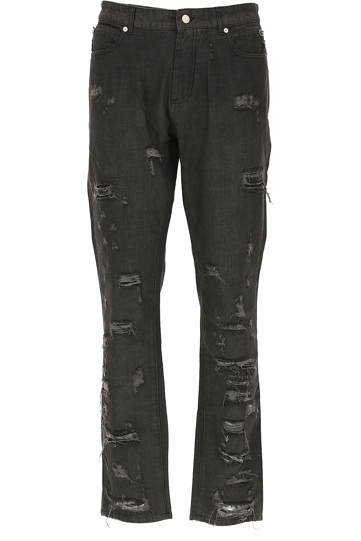 ALYX Jeans On Sale in Outlet, Black, Cotton, 2019, 32 34