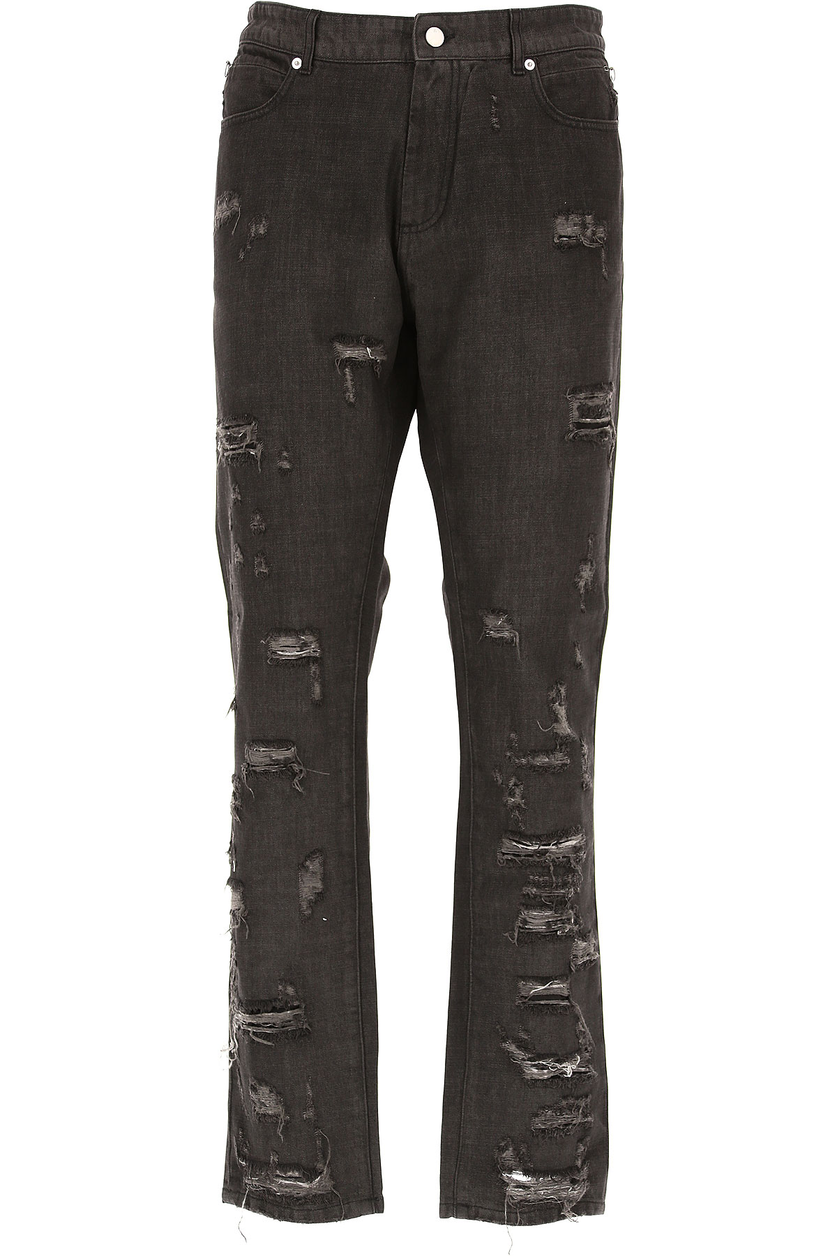 ALYX Jeans On Sale in Outlet, Black, Cotton, 2017, 32 34
