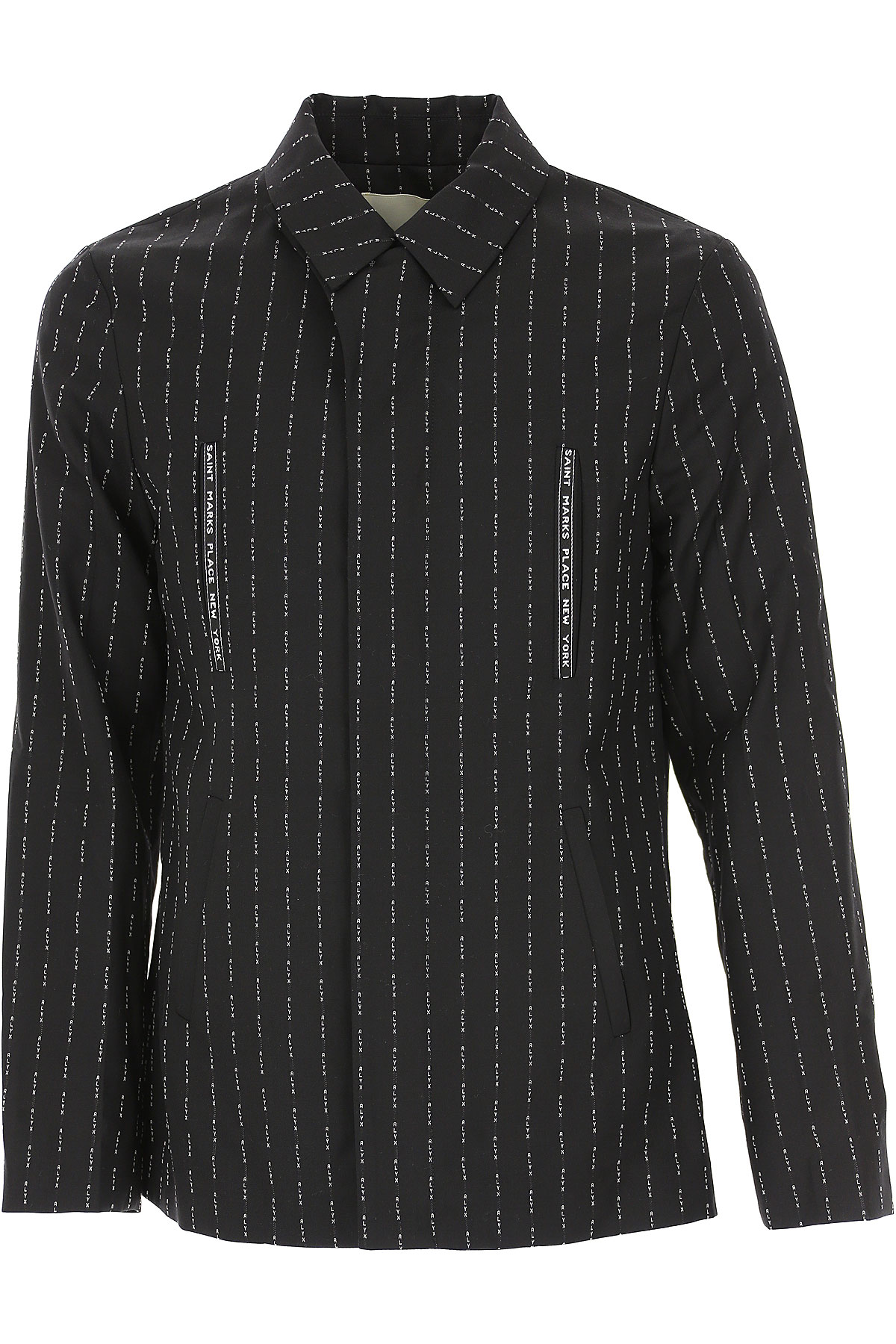 ALYX Blazer for Men, Sport Coat On Sale in Outlet, Black, Wool, 2019, L M