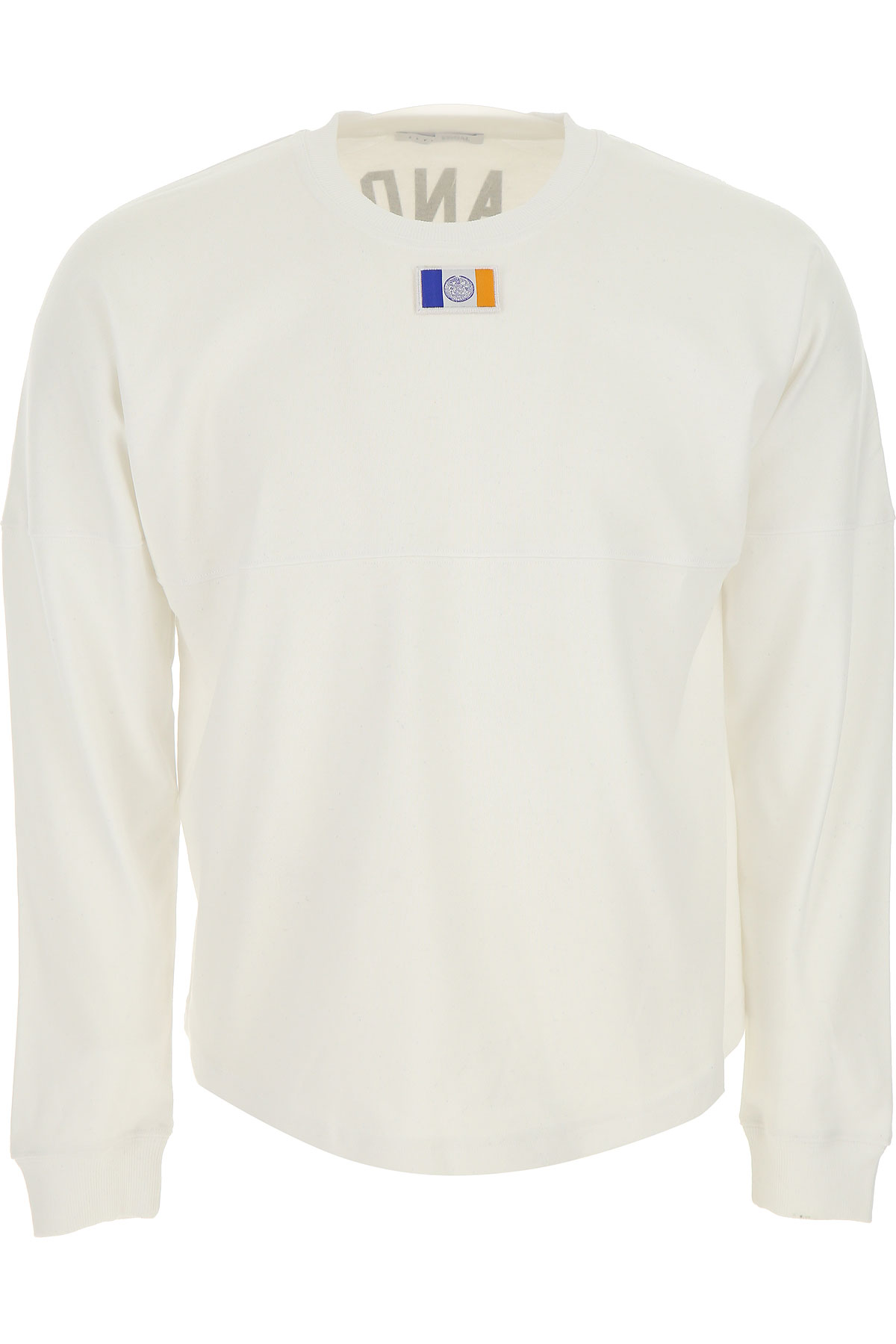 ALYX Sweatshirt for Men On Sale in Outlet, White, Cotton, 2019, S XS