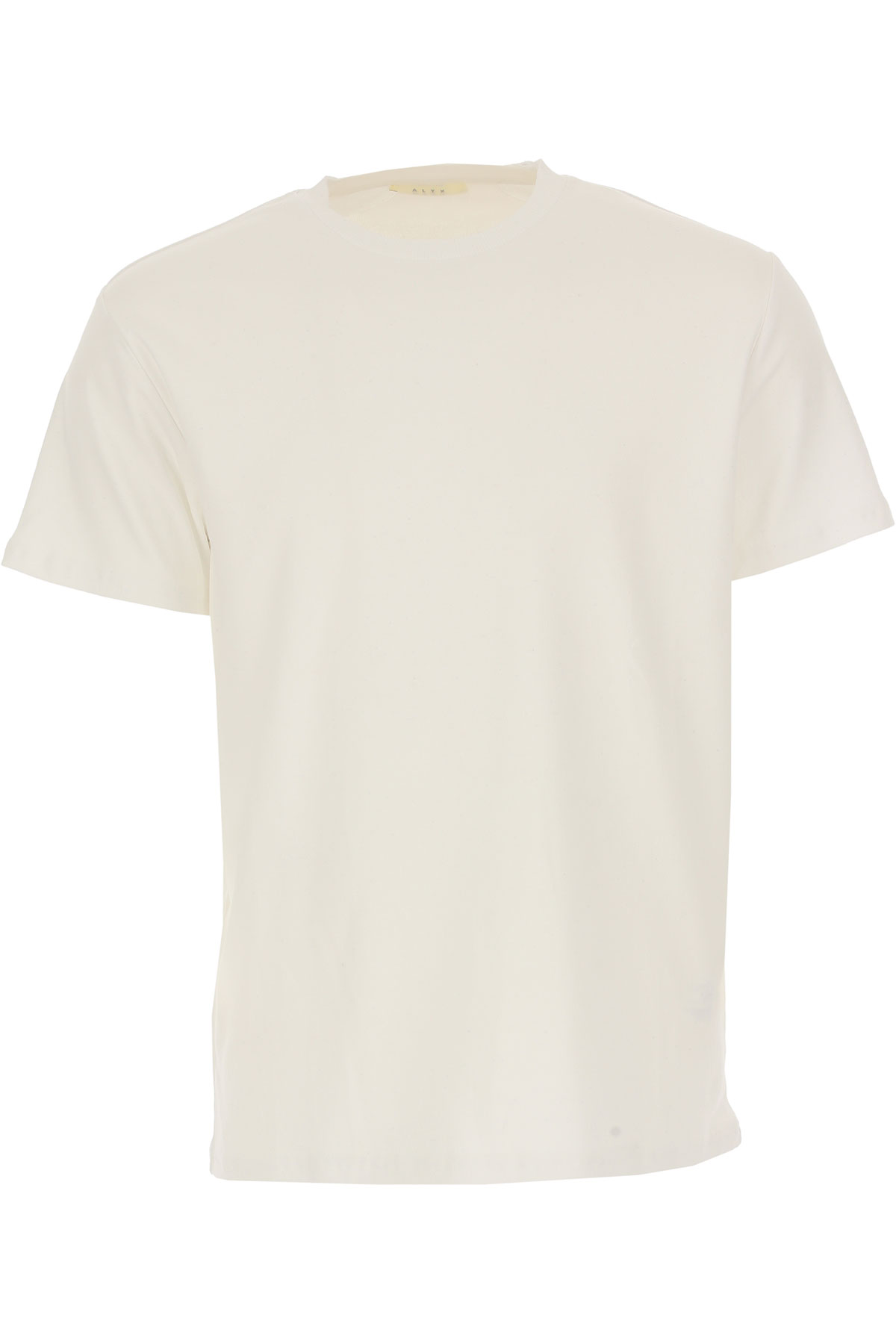 ALYX T-Shirt for Men On Sale in Outlet, White, Cotton, 2019, S XS