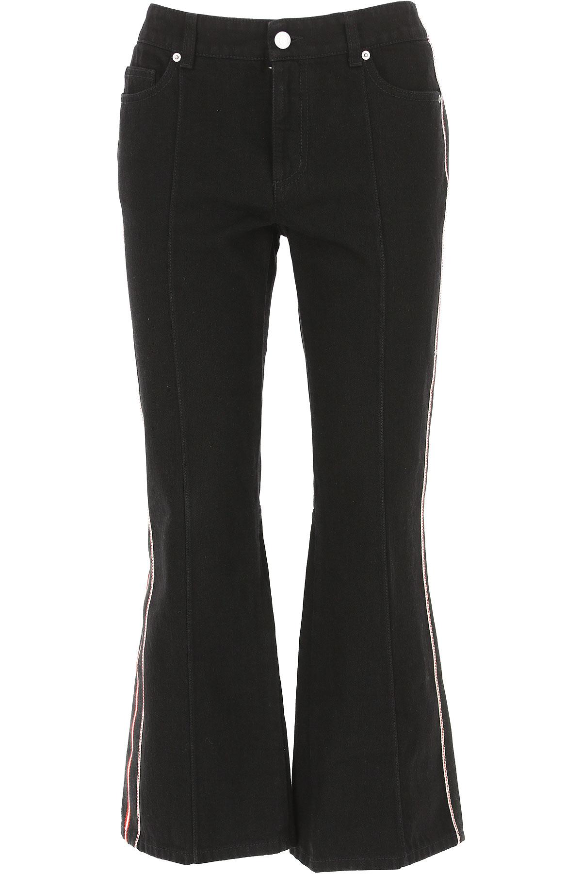 Image of Alexander McQueen Jeans, Black, Cotton, 2017, 26 27 28 29 30