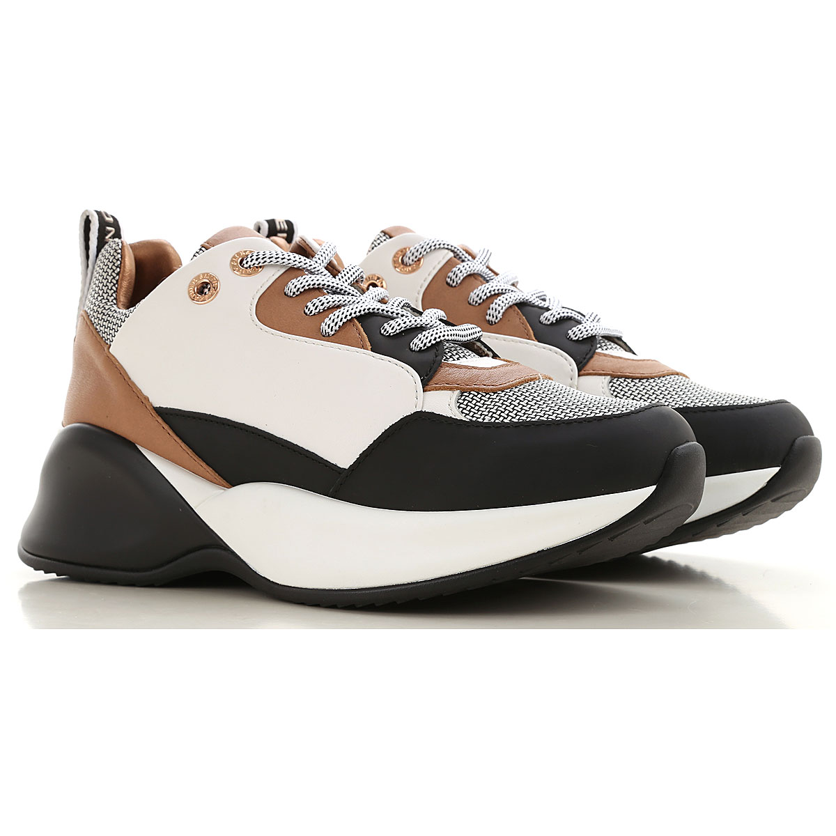 Alexander Smith Sneakers for Women On Sale, Nude, Leather, 2019, 10 5 6 7 9