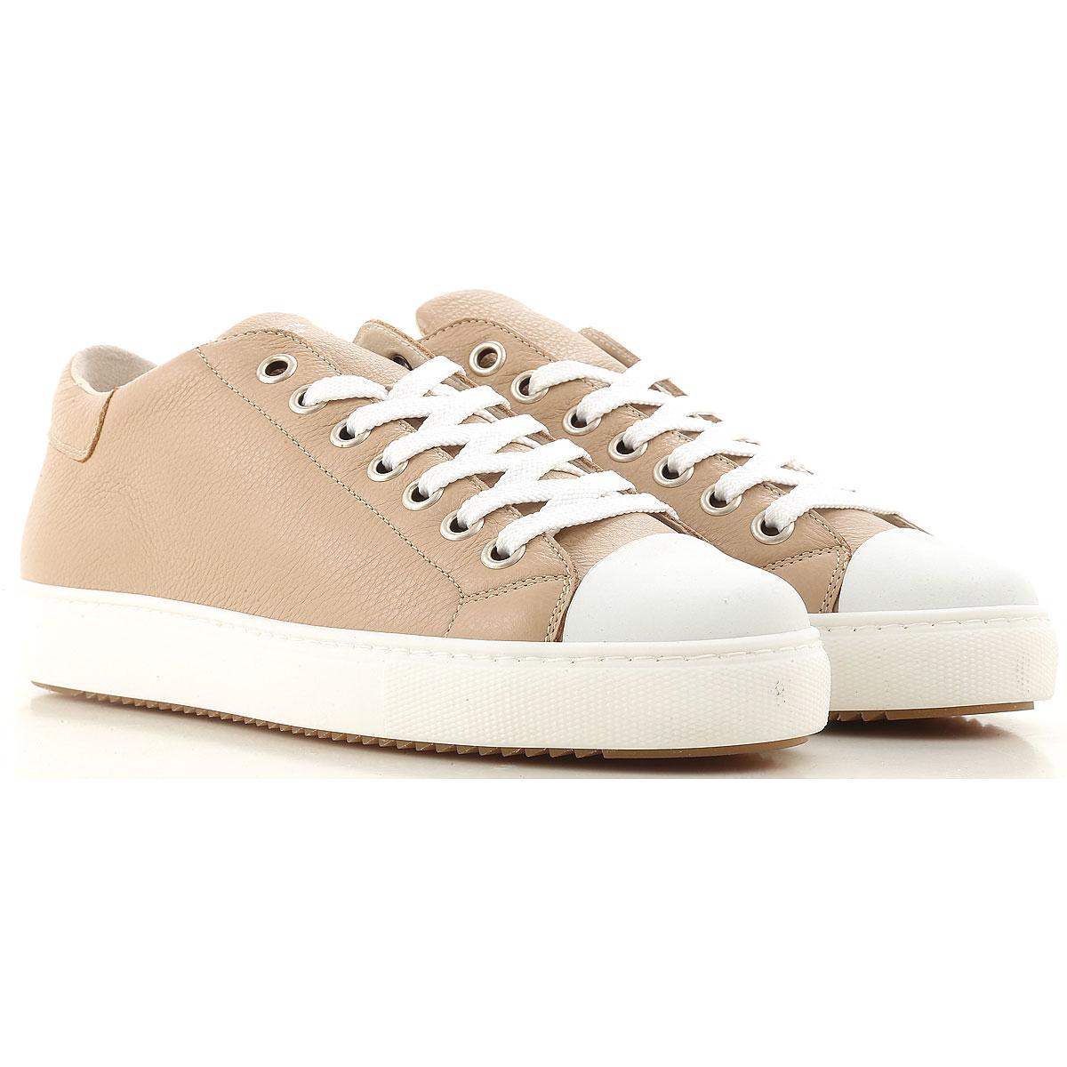 Ama Brand Sneaker Homme, Beige, Cuir, 2017, 40 40.5 42 42.5 43 44 45