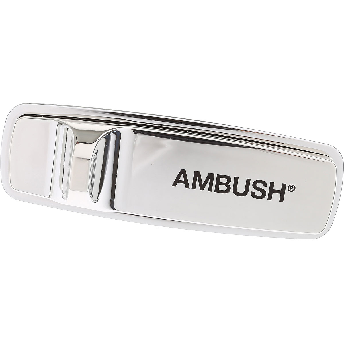 Ambush Brooch and Pin for Women On Sale, Steel, Silver, 2019