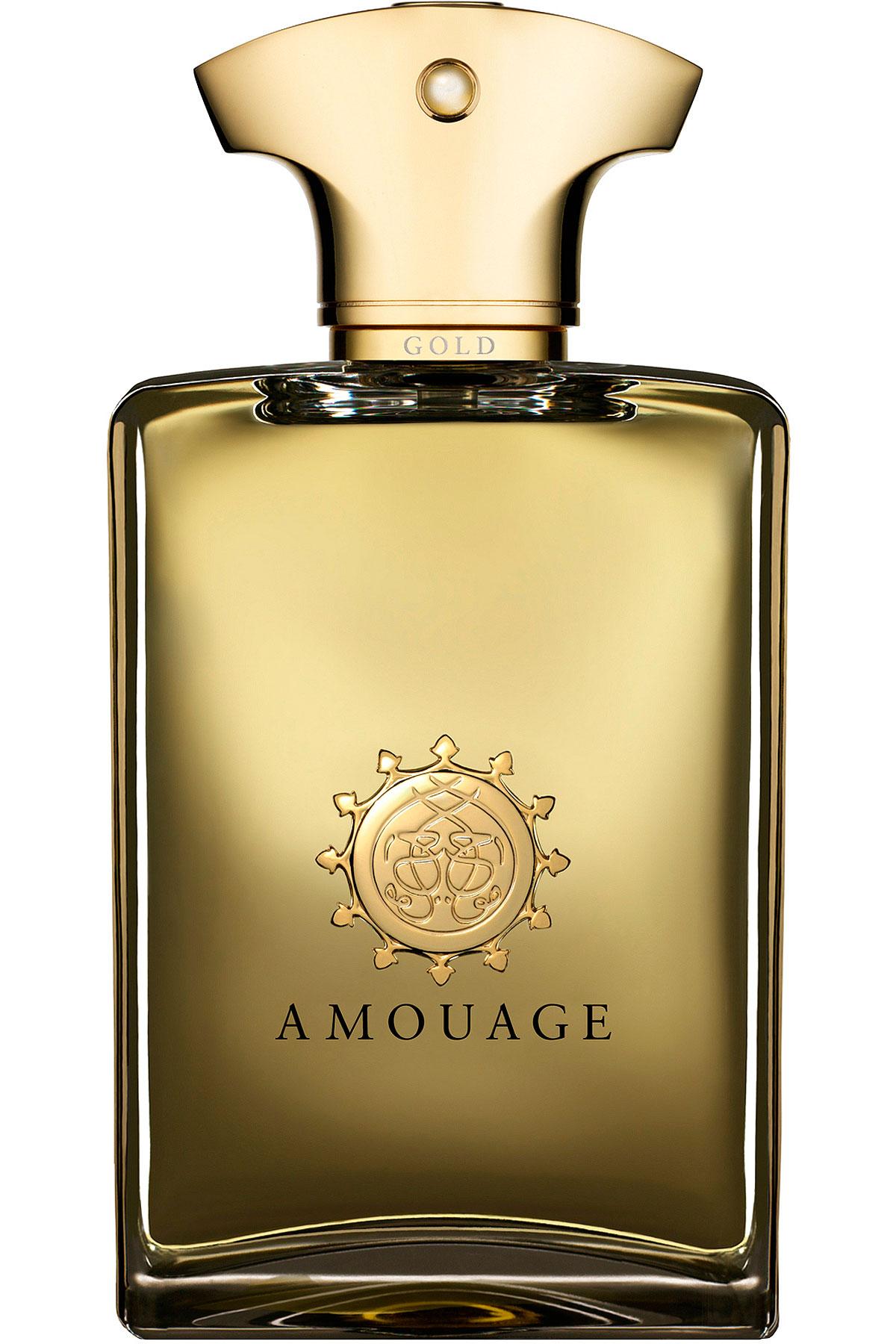 Amouage Fragrances for Men, Gold Man - Eau De Parfum - 50 Ml, 2019, 50 ml
