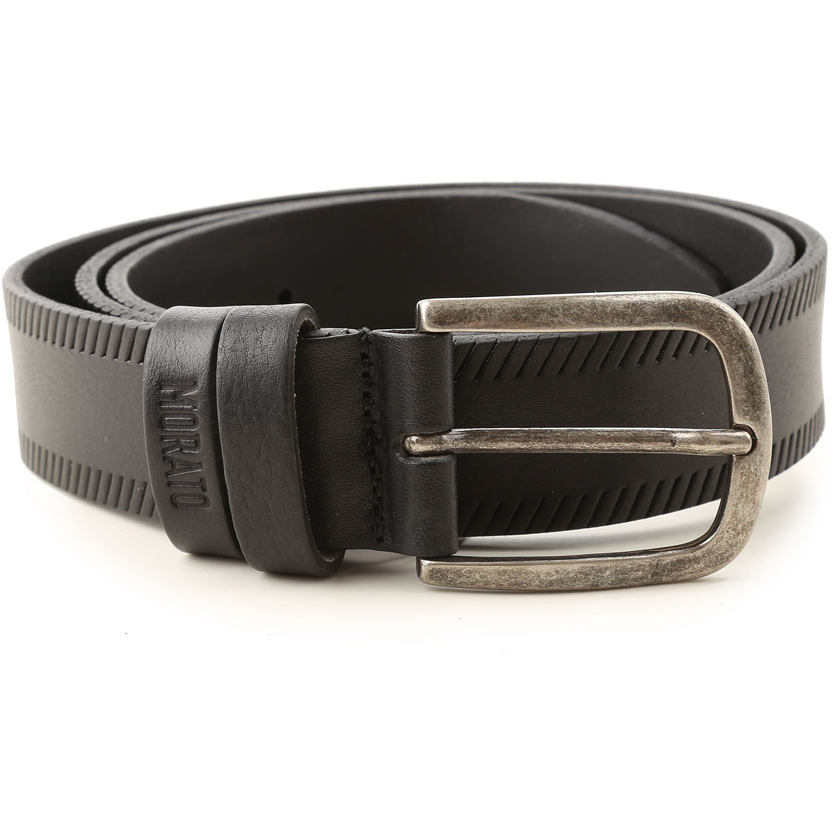 Antony Morato Belts On Sale, Black, Leather, 2019, S L XL