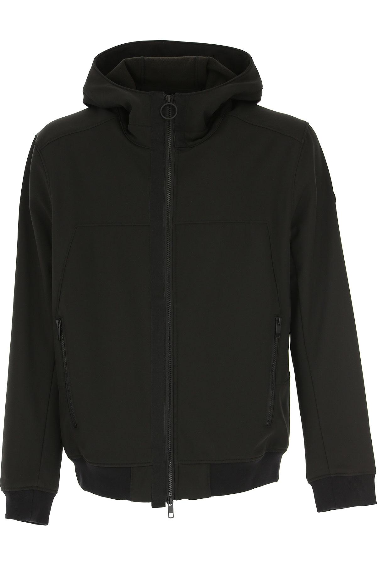 Antony Morato Jacket for Men On Sale, Black, polyamide, 2019, L M S XL