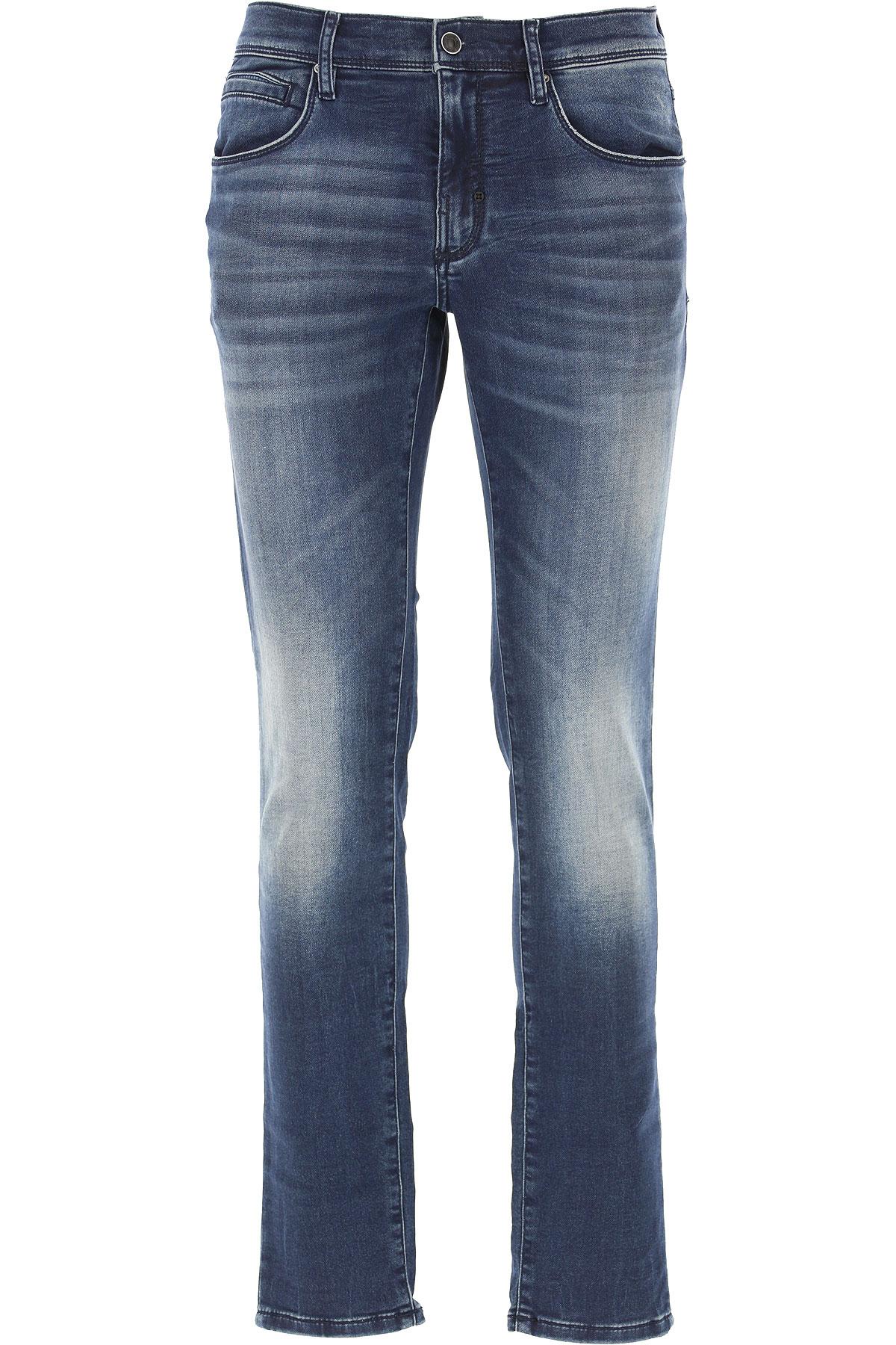 Antony Morato Jeans On Sale, Denim Blue, Cotton, 2019, 32 36