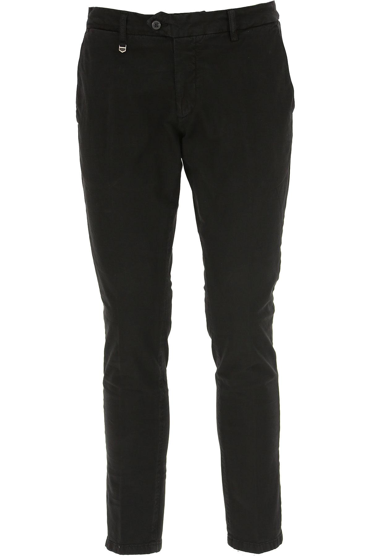 Antony Morato Pants for Men On Sale, Black, Cotton, 2019, 32 34 36