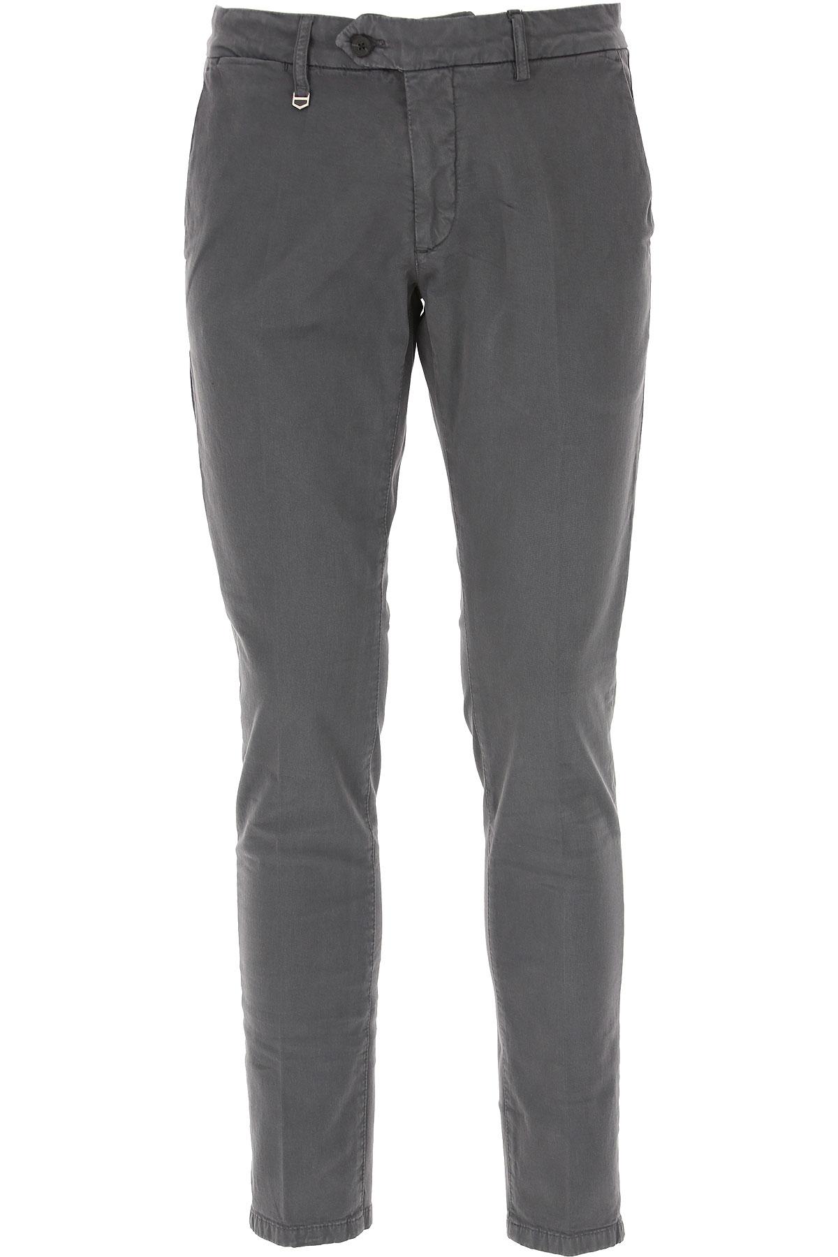 Antony Morato Pants for Men On Sale, Grey, Cotton, 2019, 34 36