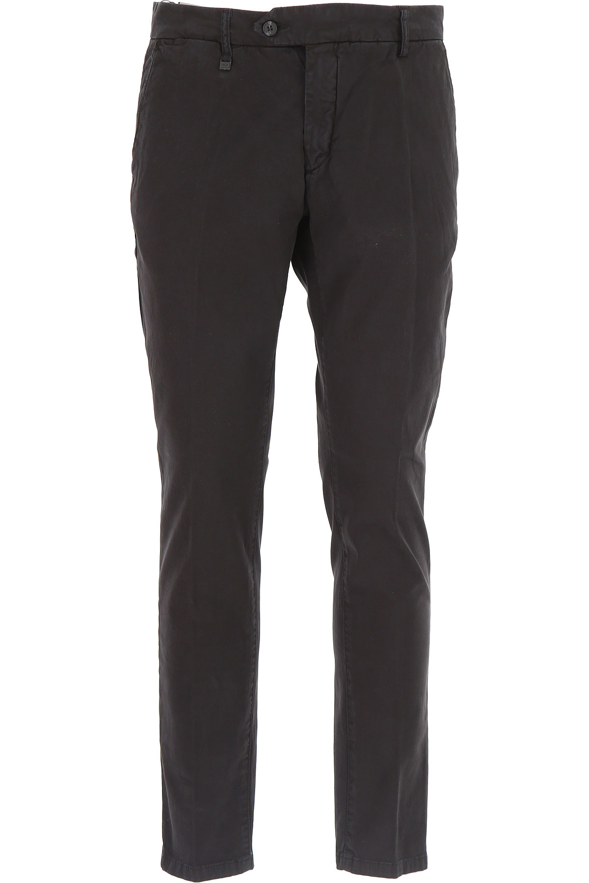 Antony Morato Pants for Men On Sale in Outlet, Black, Cotton, 2019, 32 36