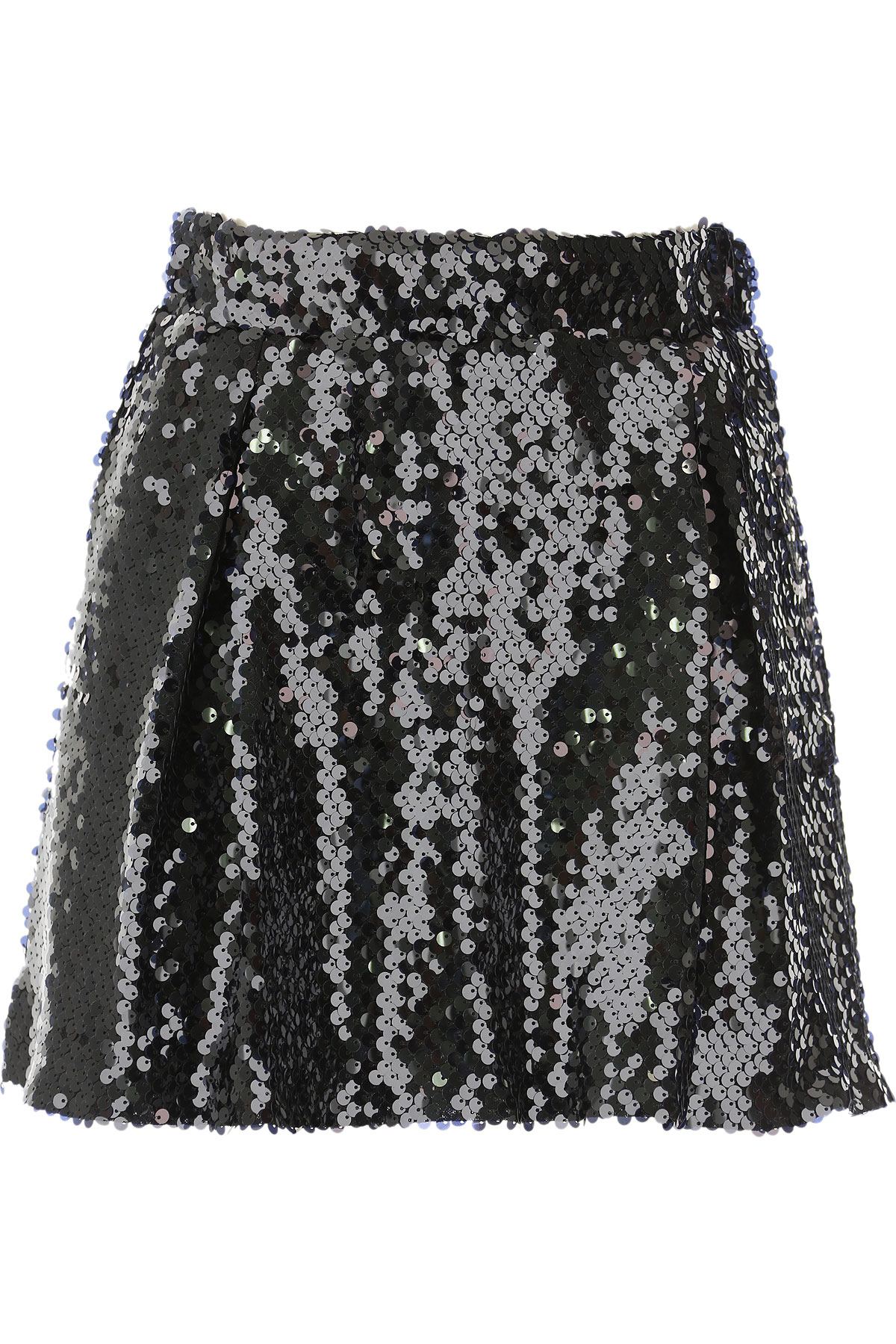 Aniye By Skirt for Women On Sale, Black, polyamide, 2019, 2 4 6