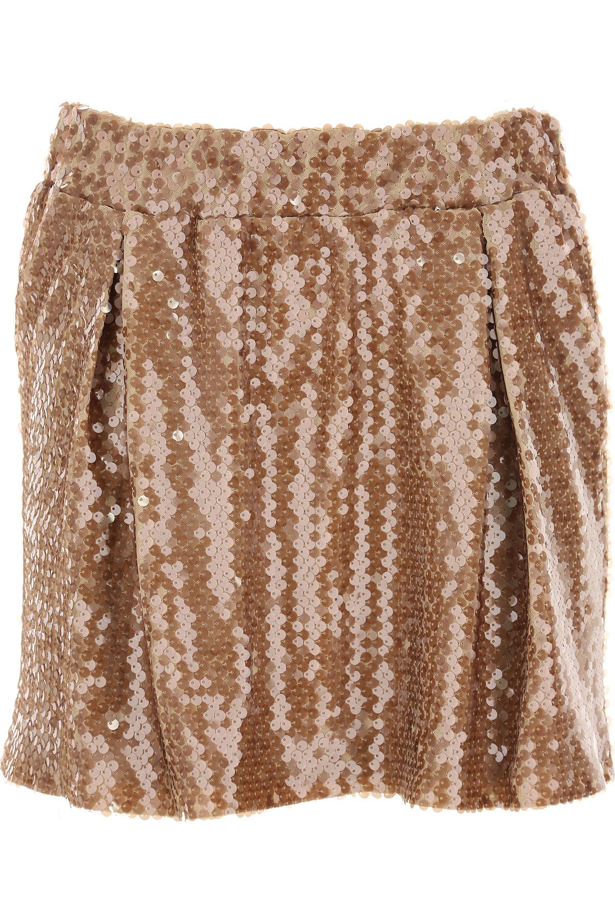 Aniye By Skirt for Women On Sale, Caramel, polyamide, 2019, 2 4 6