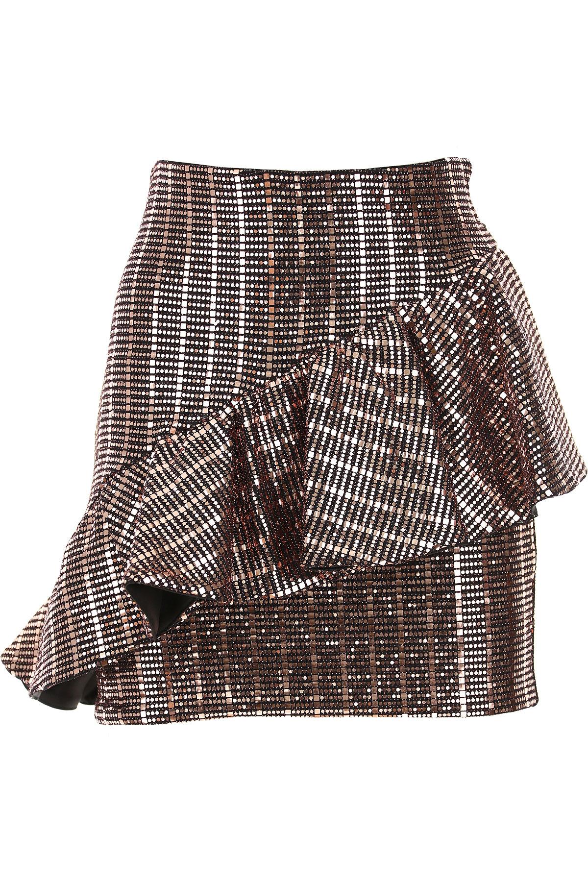 Aniye By Skirt for Women On Sale, Black, polyamide, 2019, 4 6