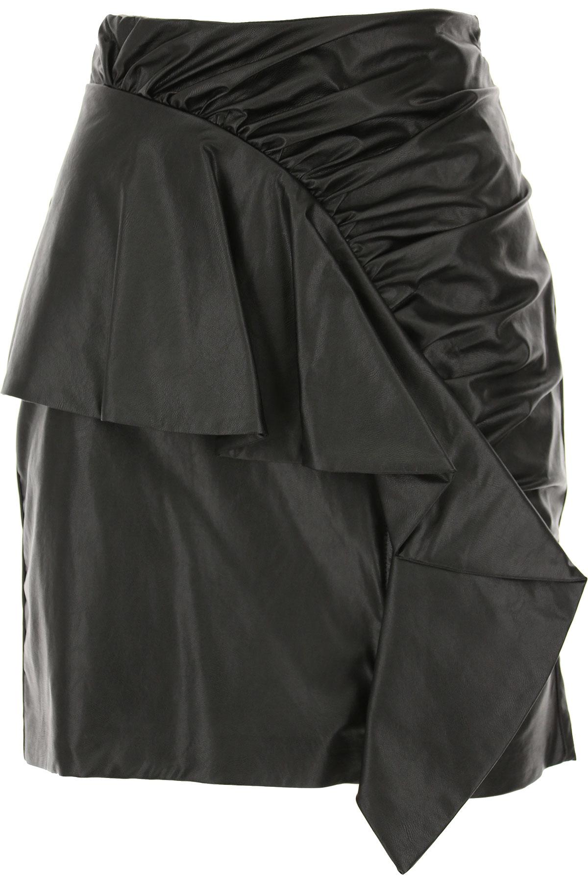 Aniye By Skirt for Women On Sale, Black, Viscose, 2019, 2 4 6