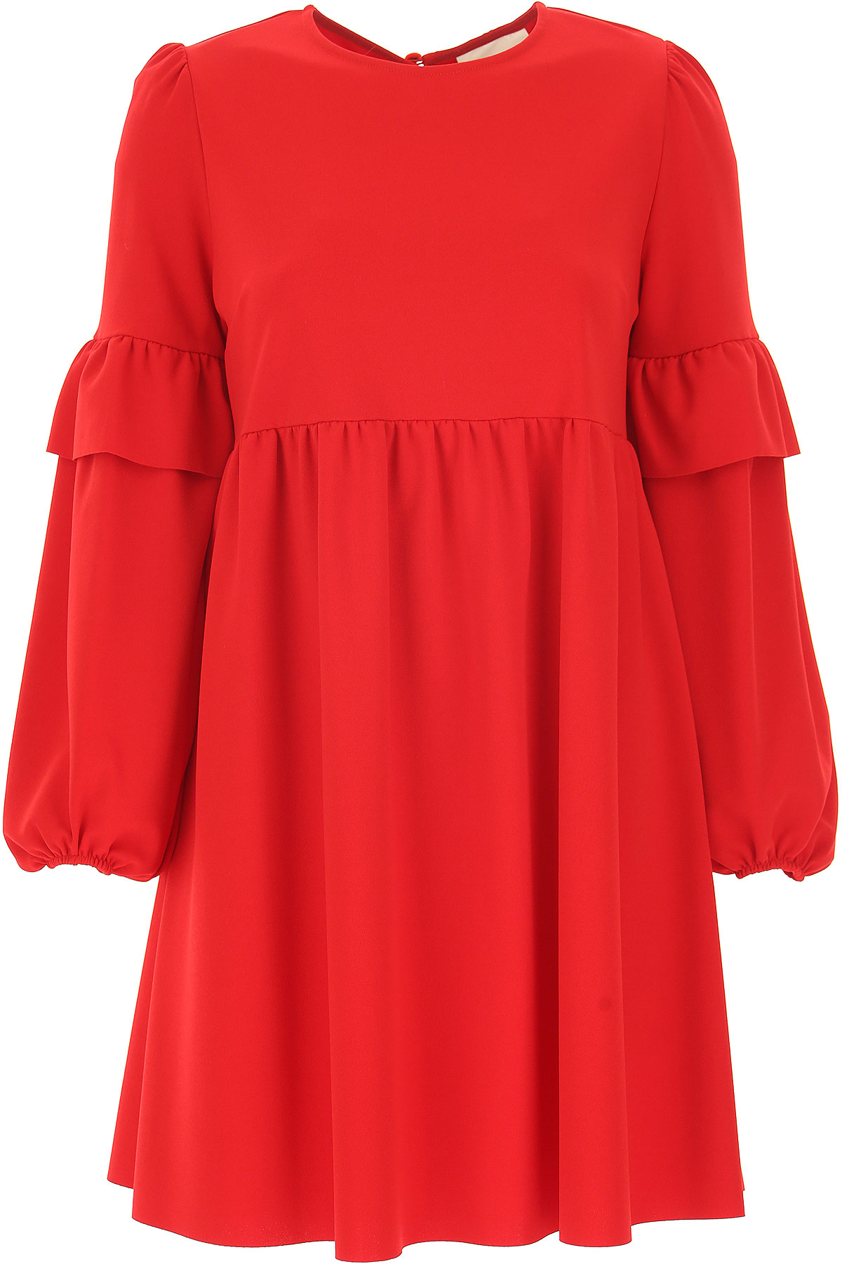Image of Aniye By Dress for Women, Evening Cocktail Party, Red, polyestere, 2017, 2 4 6