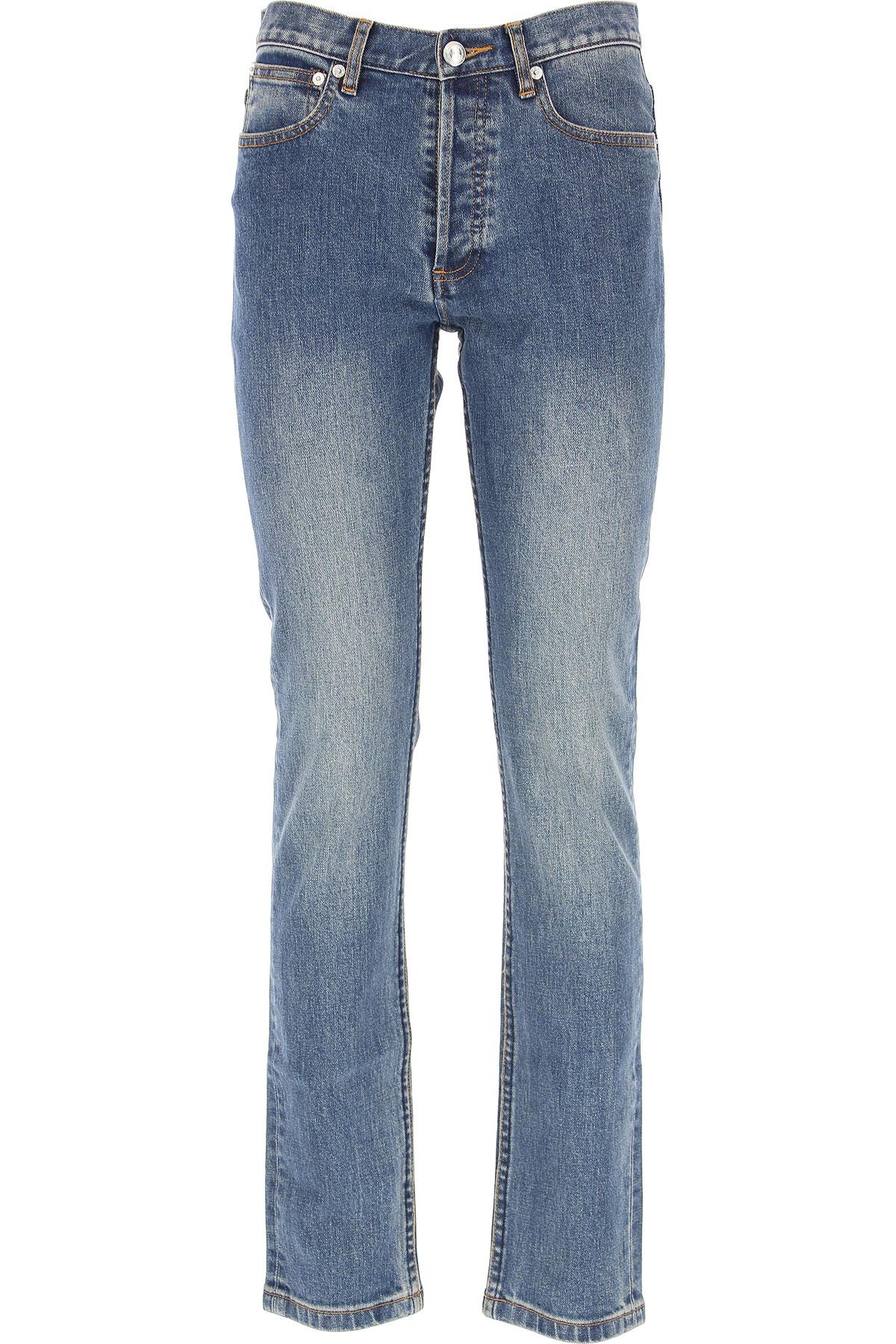Image of A.P.C Jeans, Denim, Cotton, 2017, 27 28 29 30