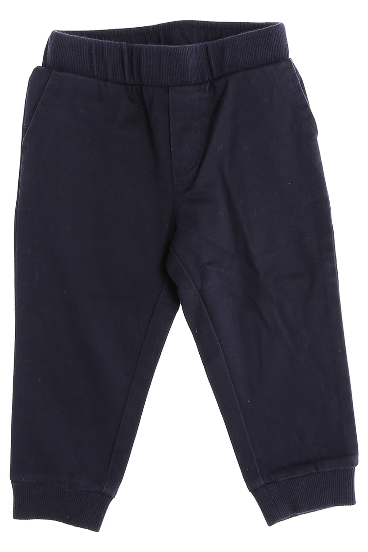 Emporio Armani Baby Sweatpants for Boys On Sale in Outlet, Blue, Cotton, 2019, 18 M 2Y