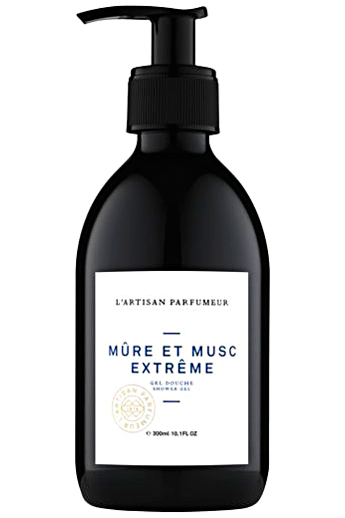 Artisan Parfumeur Beauty for Women, Mure Et Musc Extreme - Shower Gel - 300 Ml, 2019, 300 ml