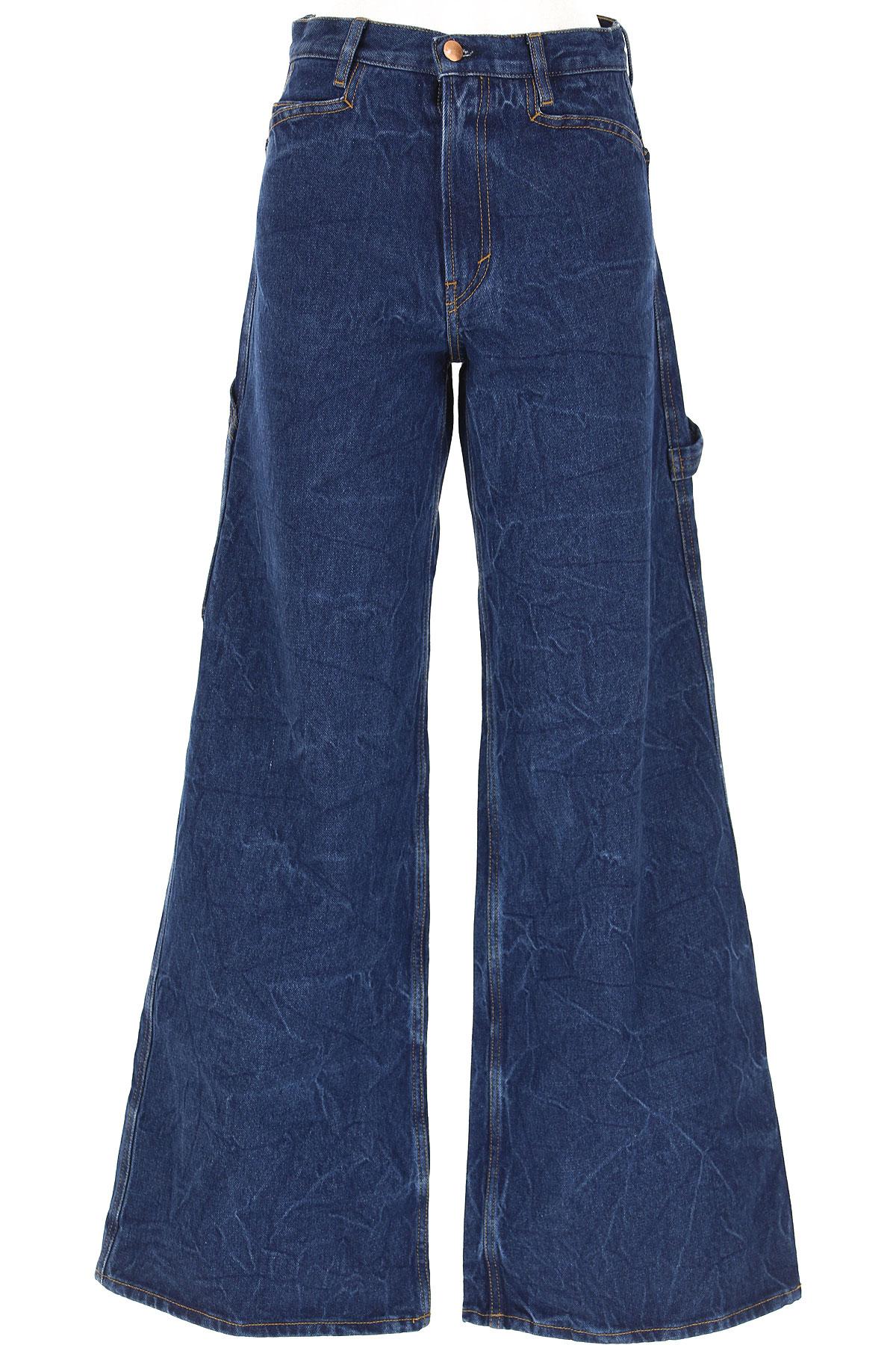 Aries Jeans On Sale, Blue Dark, Cotton, 2019, 25 26 27